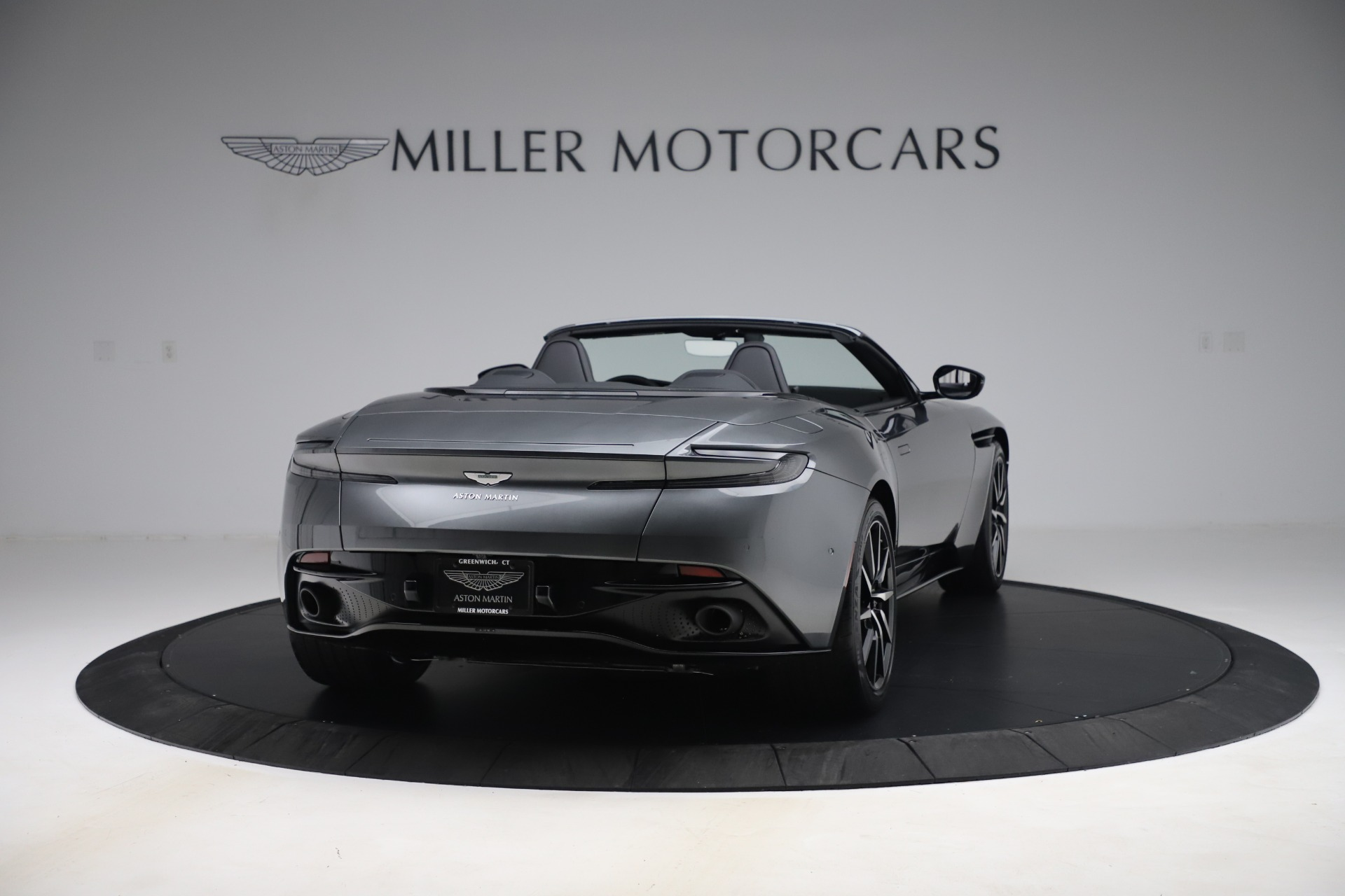 New 2020 Aston Martin DB11 V8 For Sale In Westport, CT 3545_p6