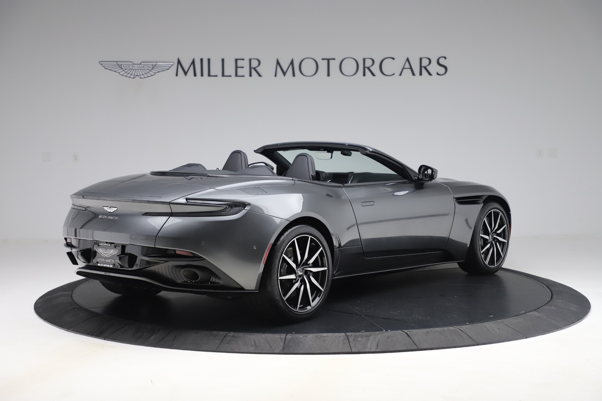 New 2020 Aston Martin DB11 V8 For Sale In Westport, CT 3545_p7