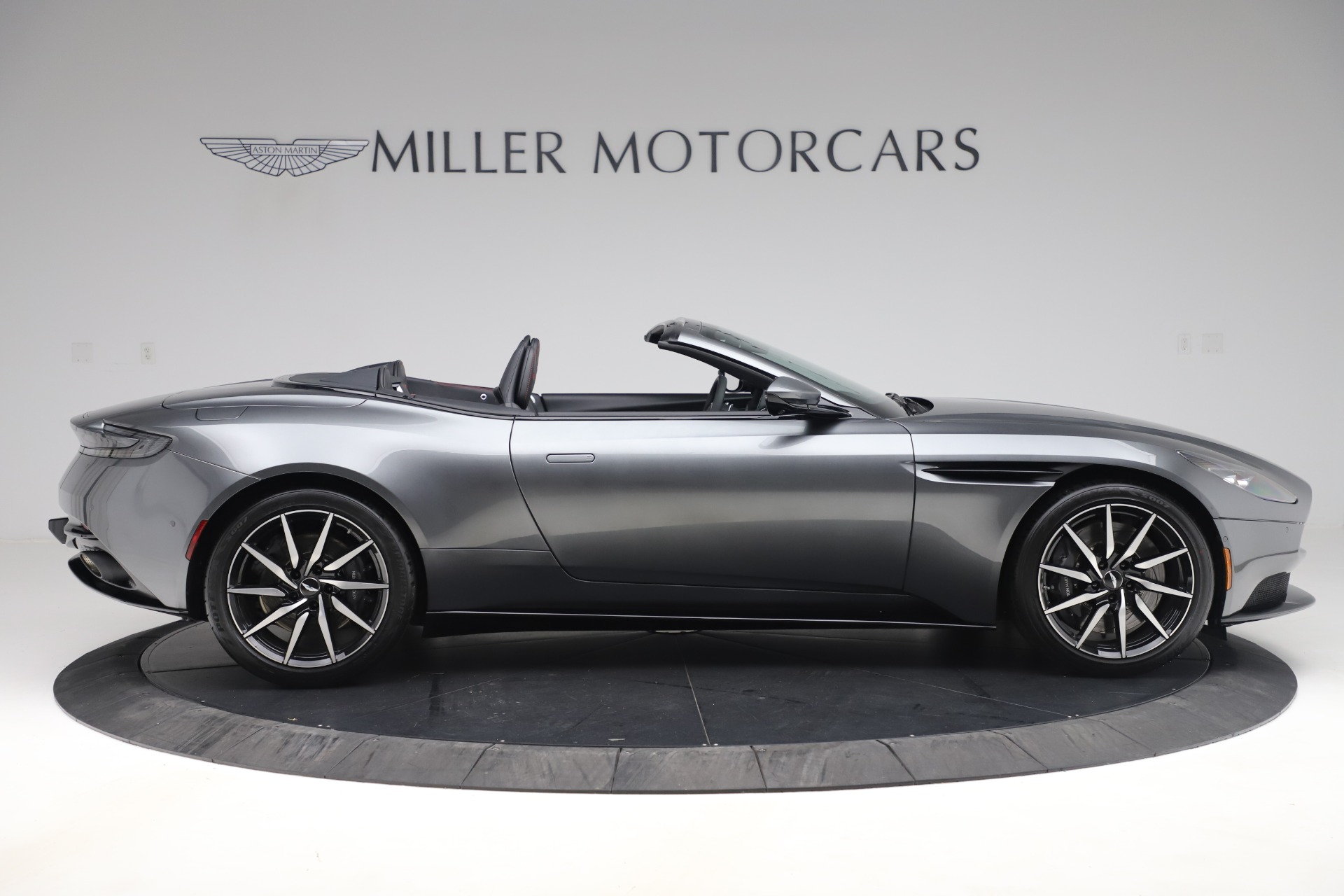New 2020 Aston Martin DB11 V8 For Sale In Westport, CT 3545_p8