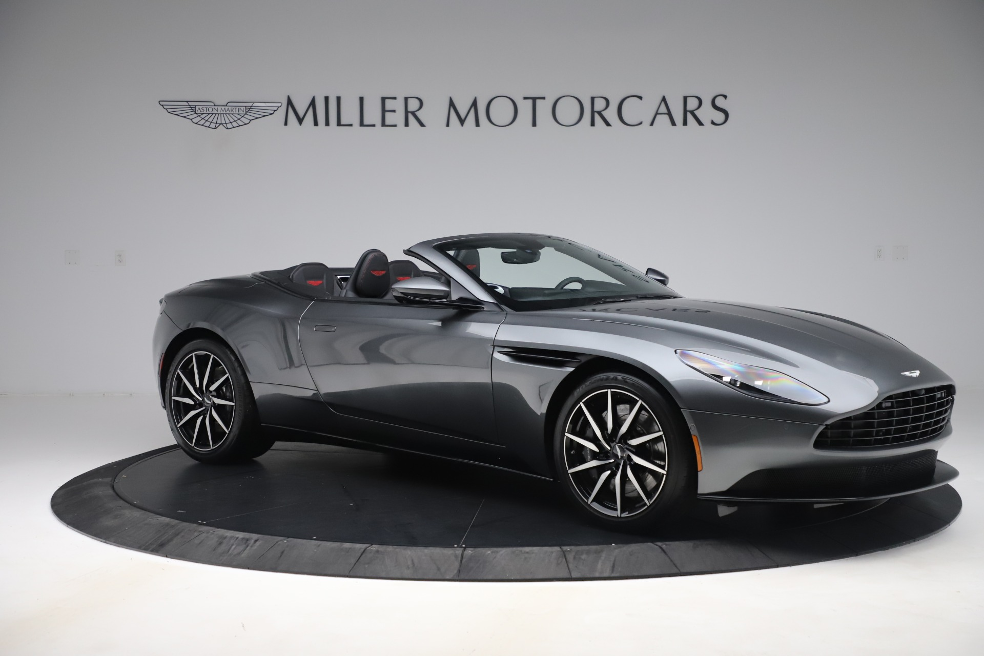 New 2020 Aston Martin DB11 V8 For Sale In Westport, CT 3545_p9