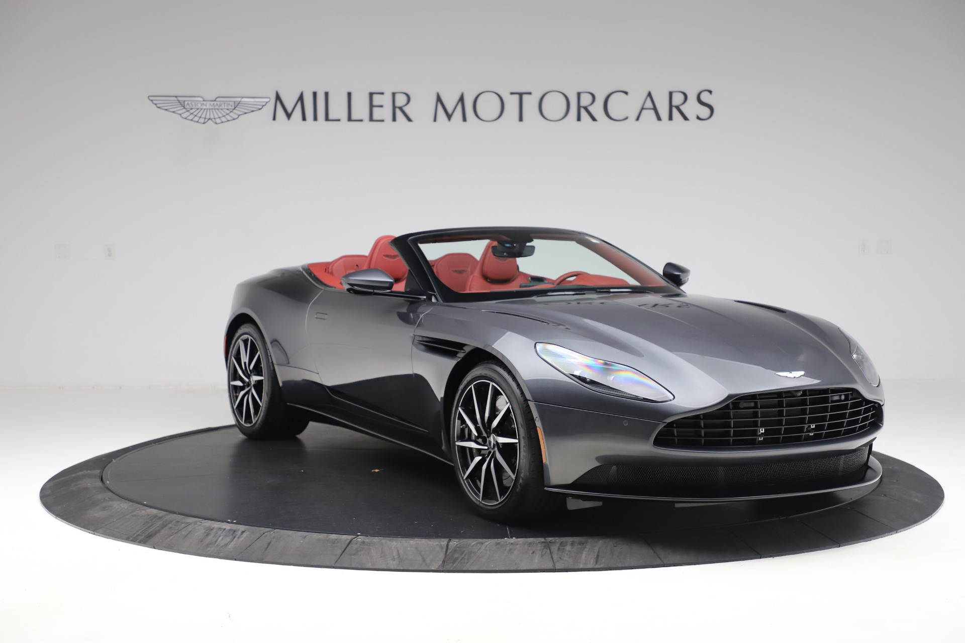 New 2020 Aston Martin DB11 V8 For Sale In Westport, CT 3546_p10