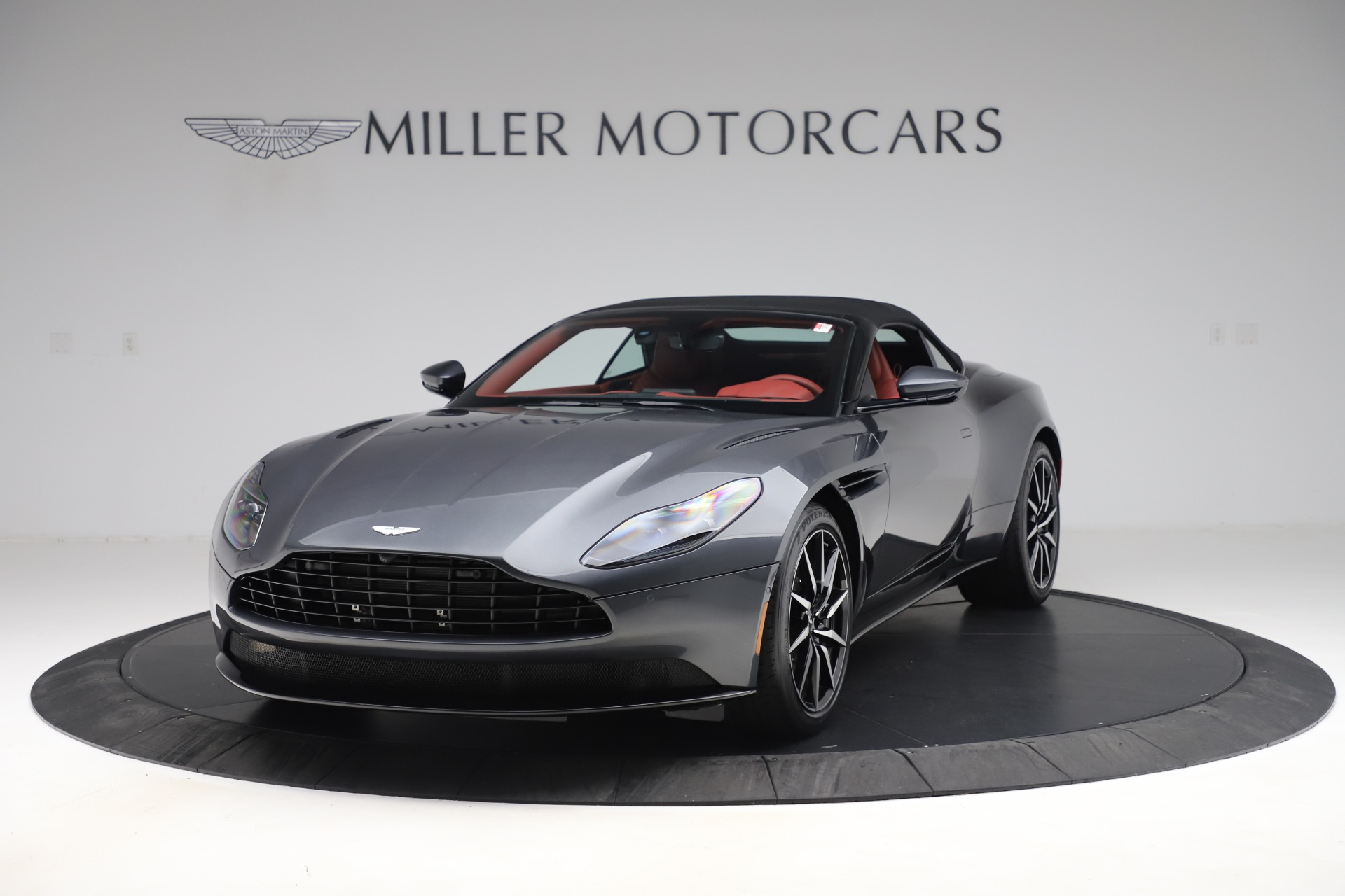 New 2020 Aston Martin DB11 V8 For Sale In Westport, CT 3546_p16