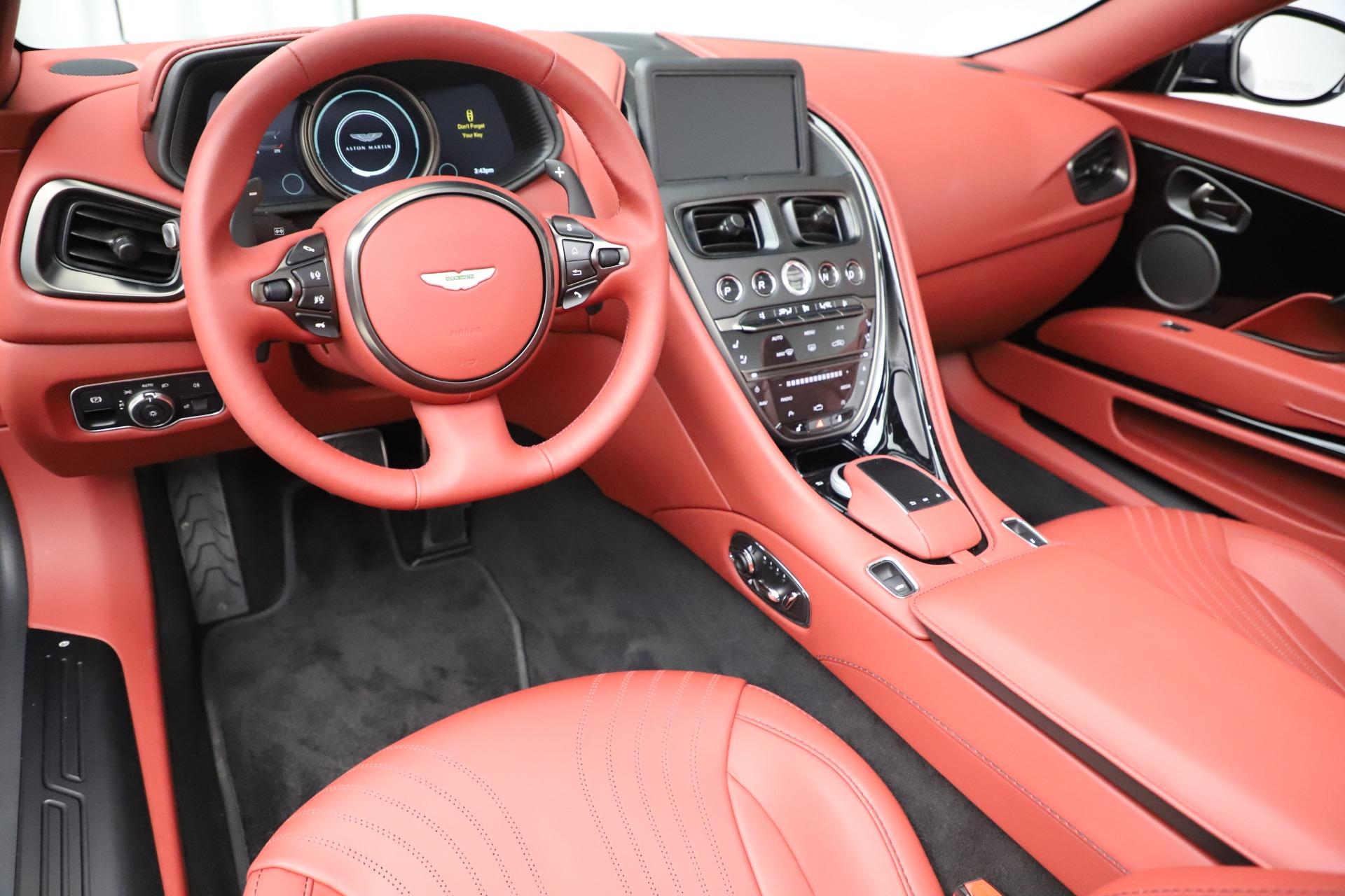 New 2020 Aston Martin DB11 V8 For Sale In Westport, CT 3546_p20