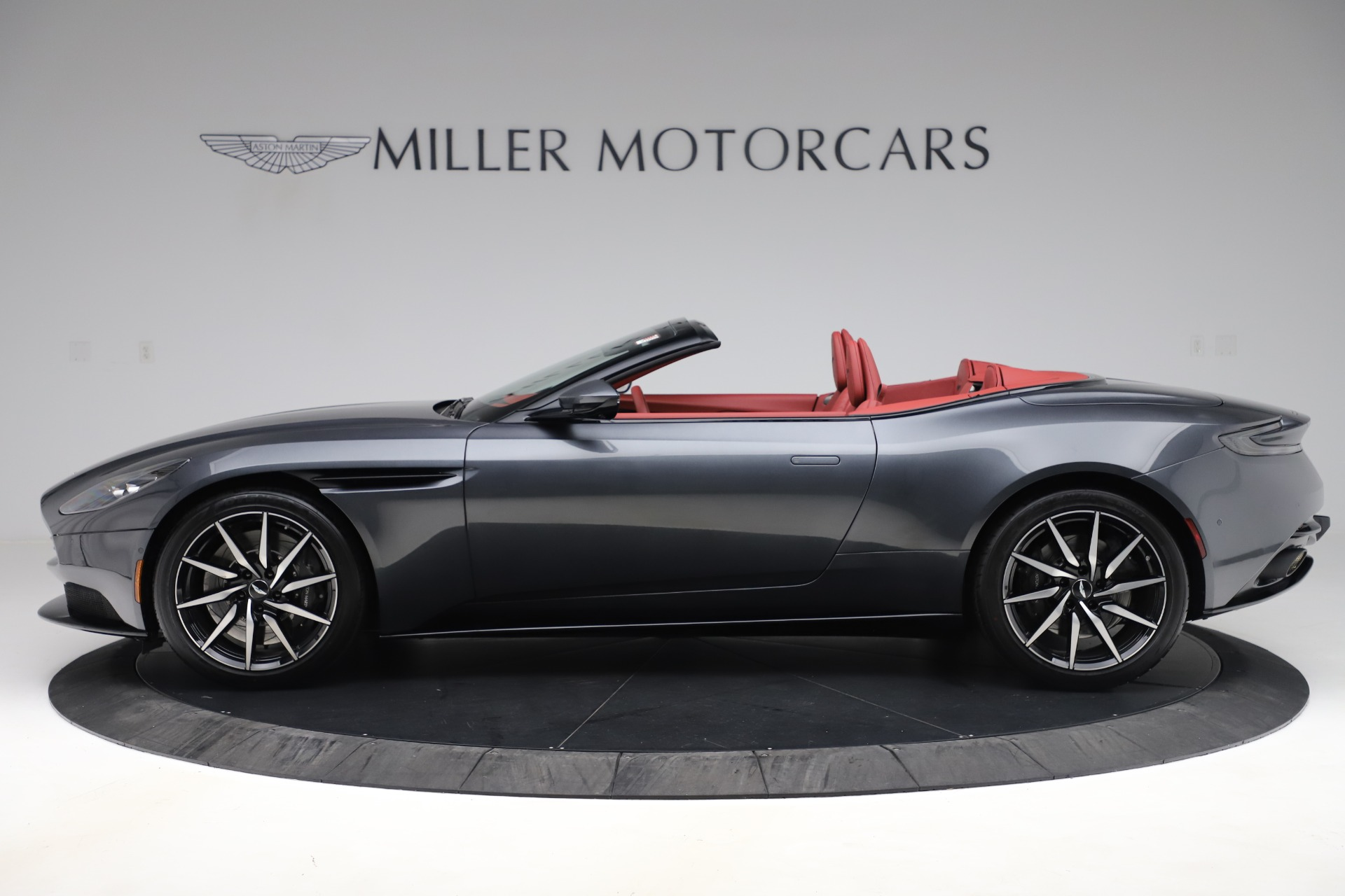 New 2020 Aston Martin DB11 V8 For Sale In Westport, CT 3546_p2