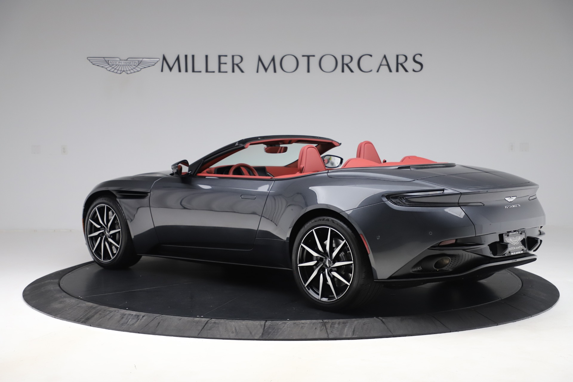 New 2020 Aston Martin DB11 V8 For Sale In Westport, CT 3546_p3