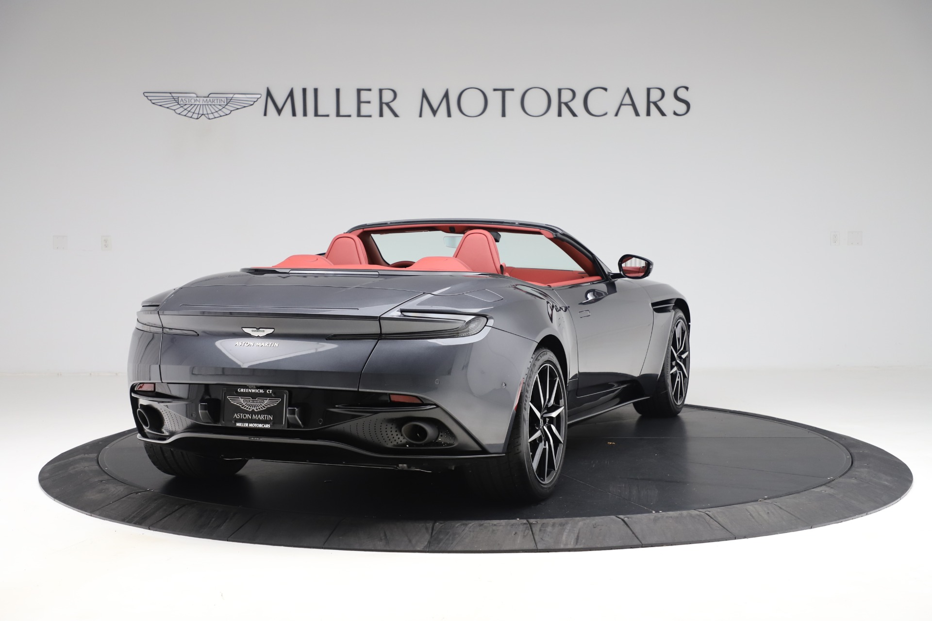New 2020 Aston Martin DB11 V8 For Sale In Westport, CT 3546_p6