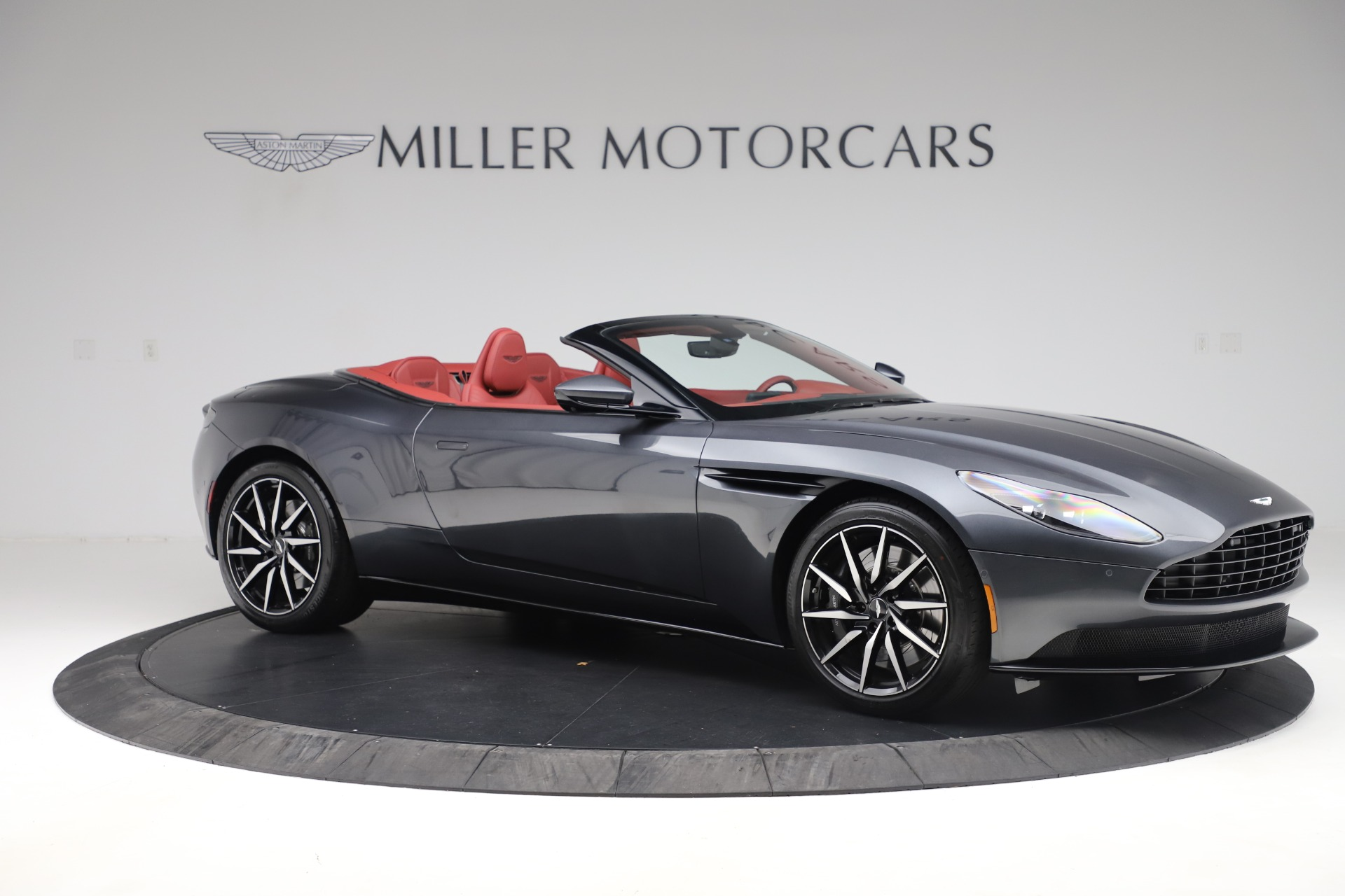 New 2020 Aston Martin DB11 V8 For Sale In Westport, CT 3546_p9
