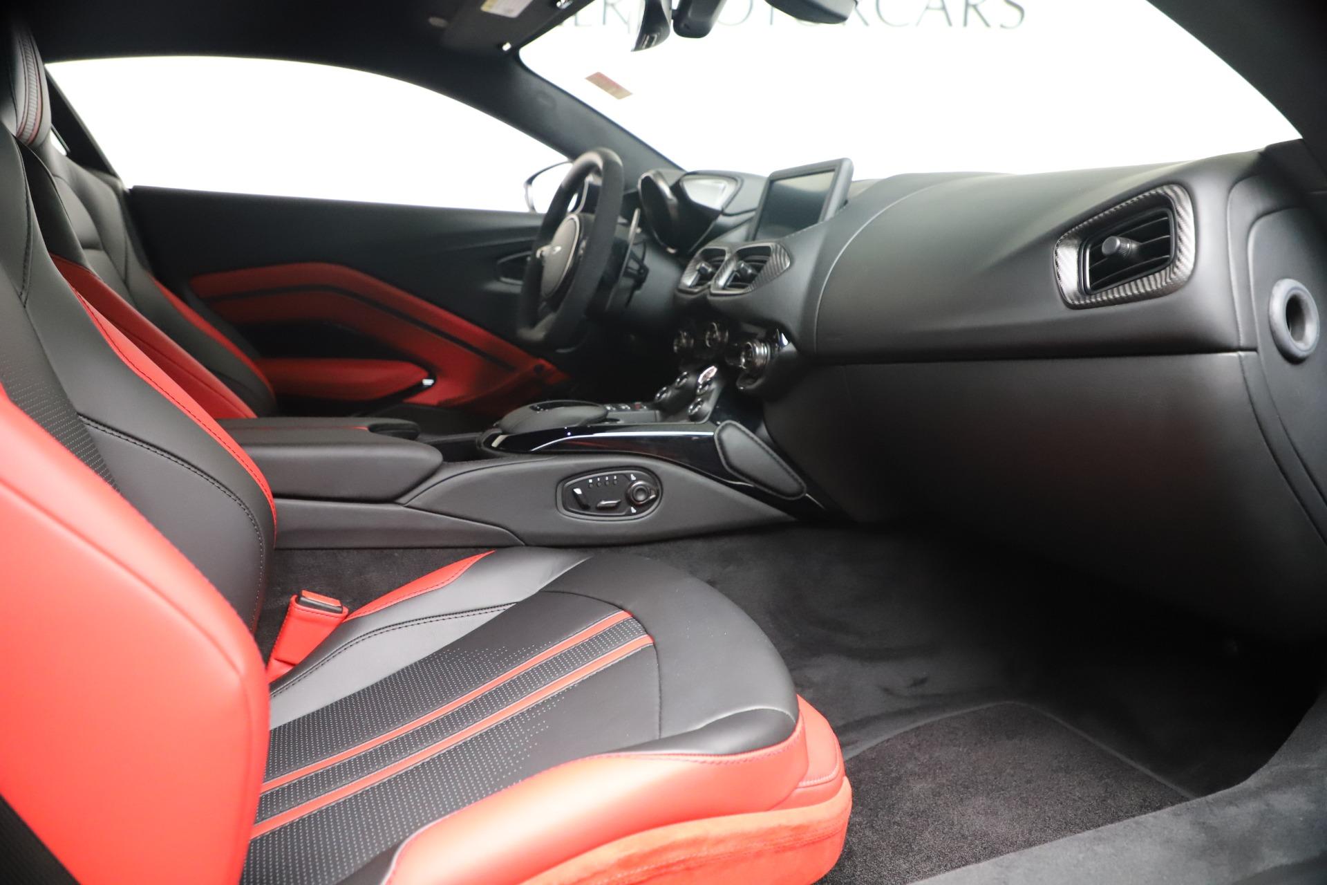 New 2020 Aston Martin Vantage V8 For Sale In Westport, CT 3547_p18