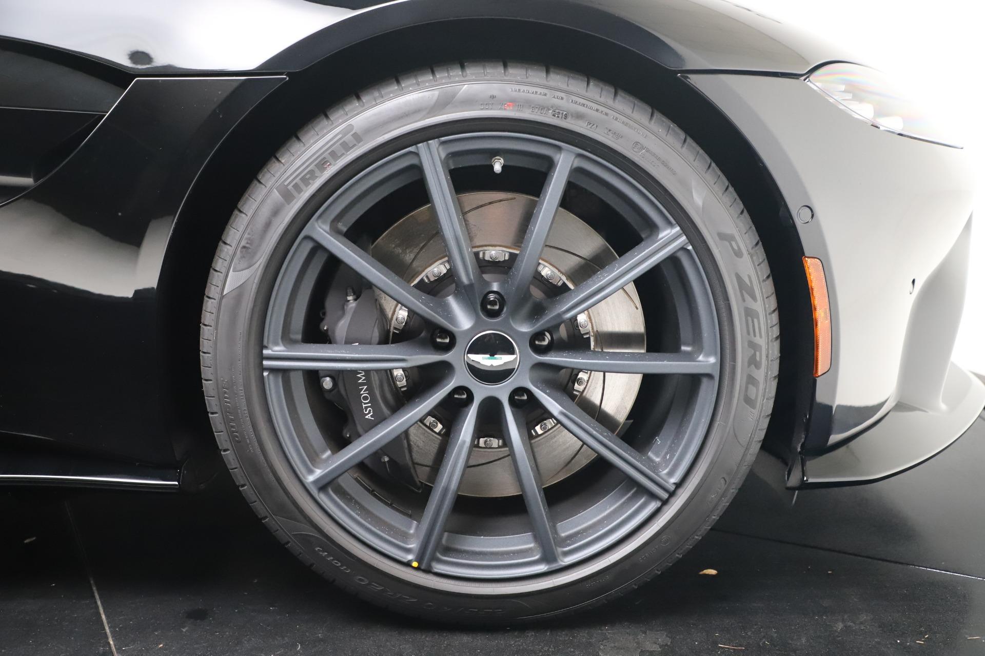 New 2020 Aston Martin Vantage V8 For Sale In Westport, CT 3547_p22