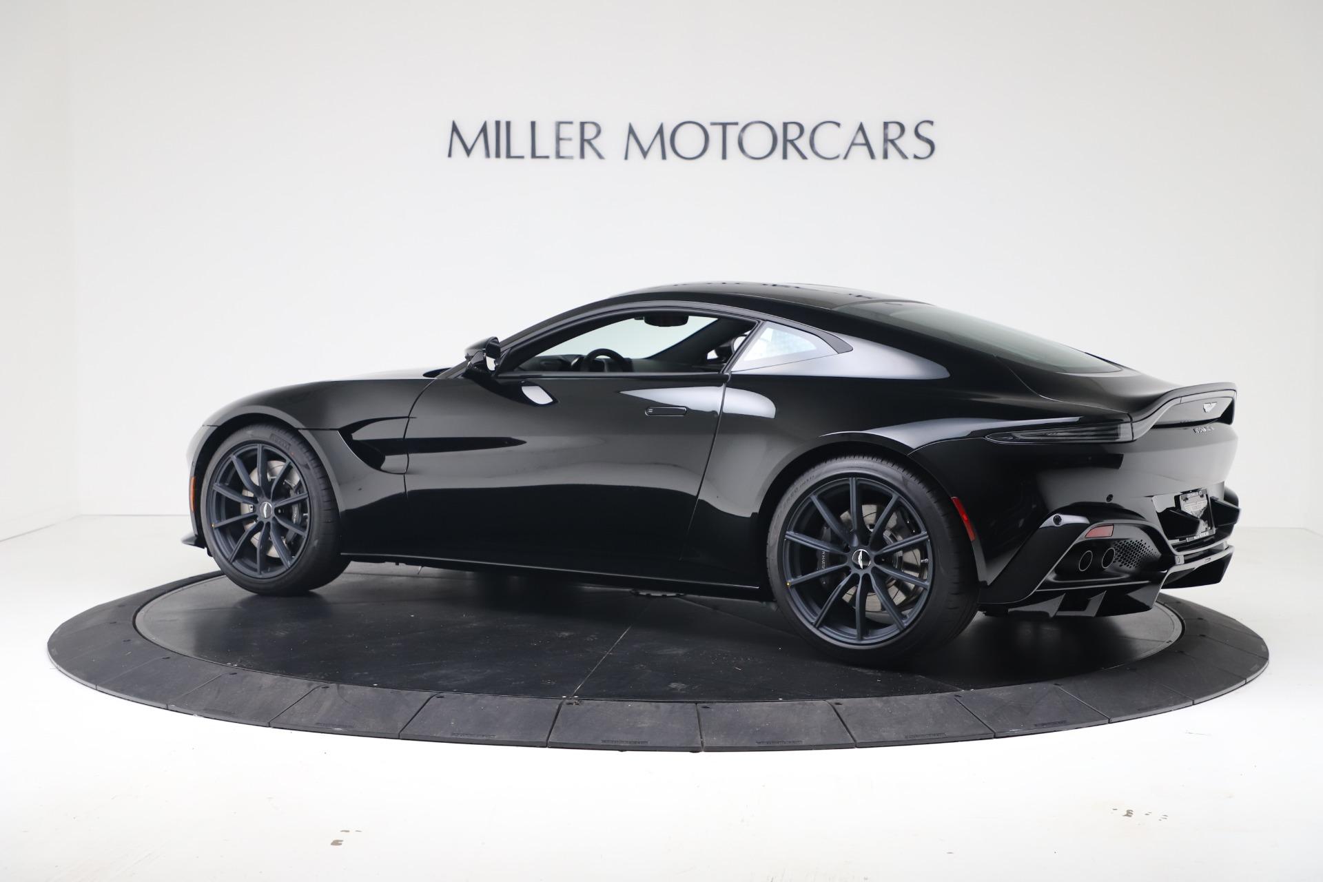 New 2020 Aston Martin Vantage V8 For Sale In Westport, CT 3547_p8