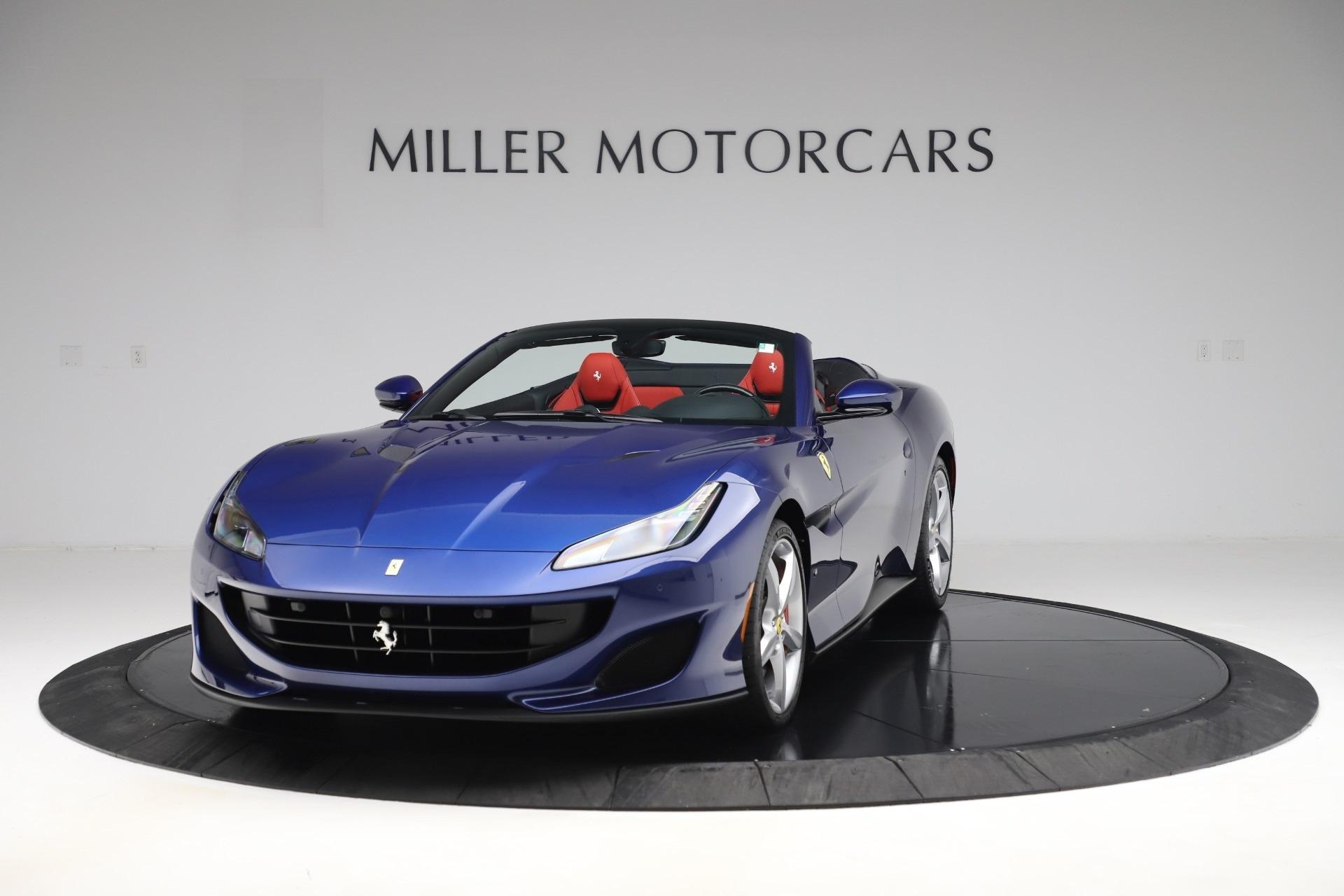 Used 2019 Ferrari Portofino  For Sale In Westport, CT 3548_main