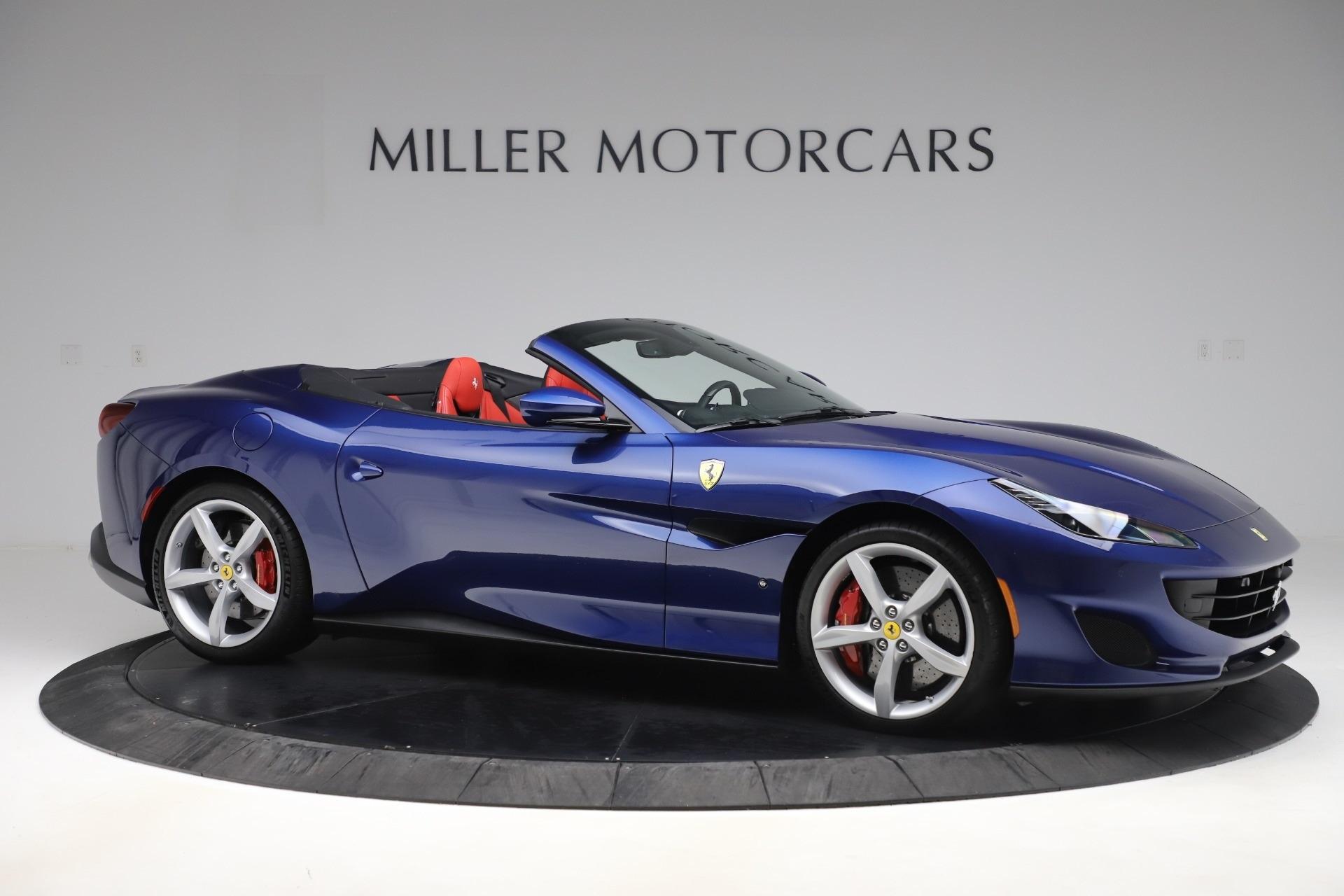 Used 2019 Ferrari Portofino  For Sale In Westport, CT 3548_p10