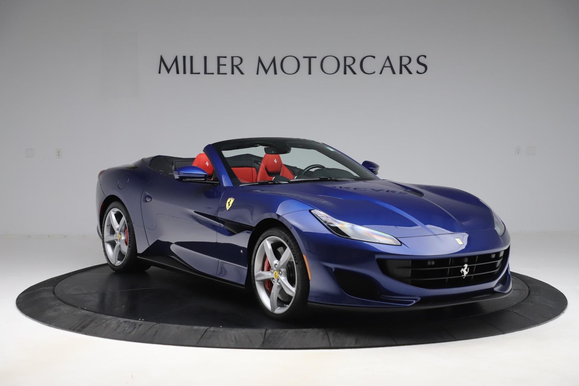 Used 2019 Ferrari Portofino  For Sale In Westport, CT 3548_p11