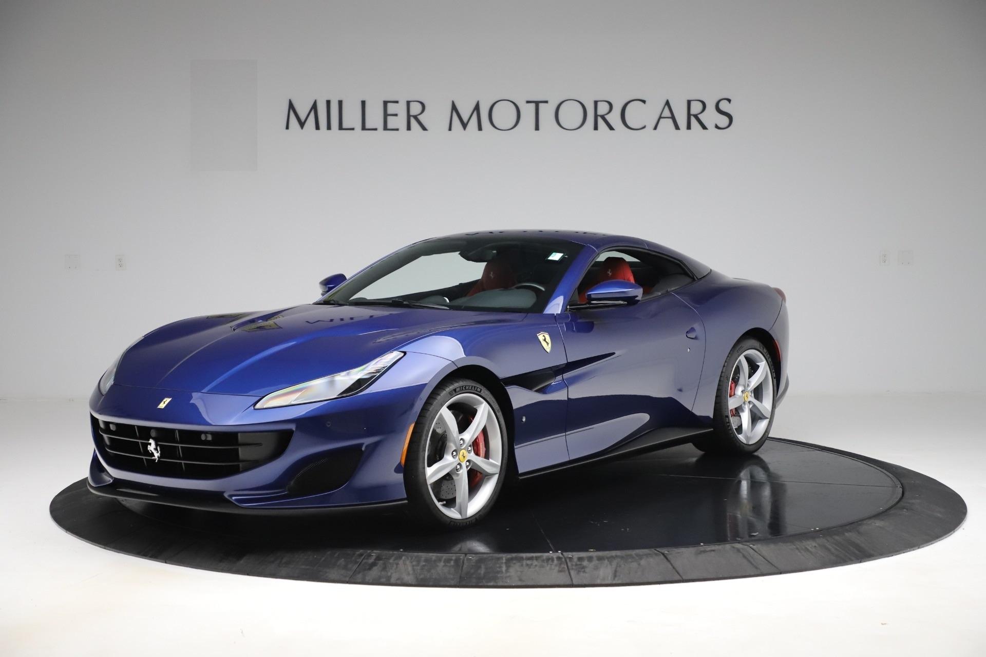 Used 2019 Ferrari Portofino  For Sale In Westport, CT 3548_p13