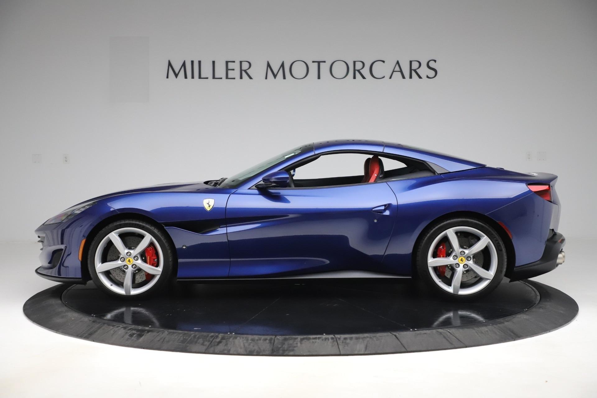 Used 2019 Ferrari Portofino  For Sale In Westport, CT 3548_p14