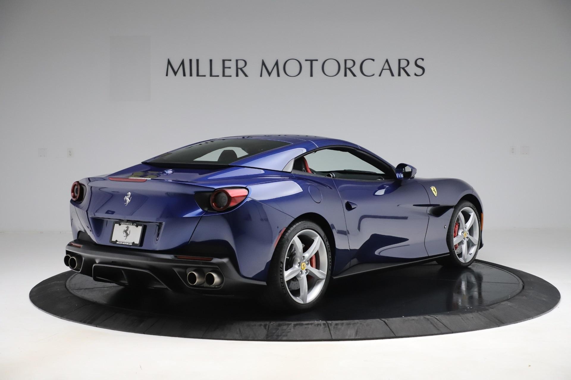 Used 2019 Ferrari Portofino  For Sale In Westport, CT 3548_p16