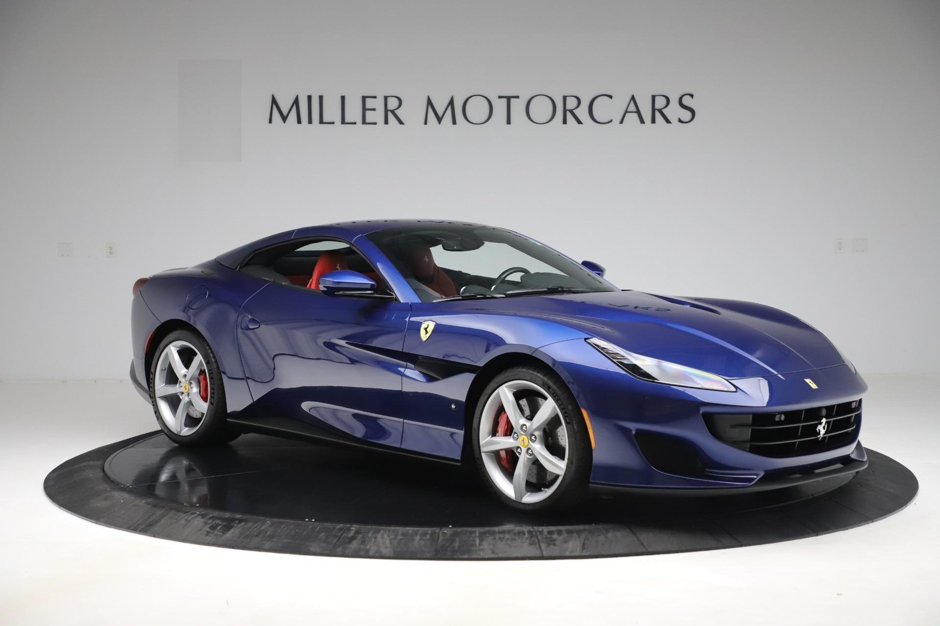 Used 2019 Ferrari Portofino  For Sale In Westport, CT 3548_p18
