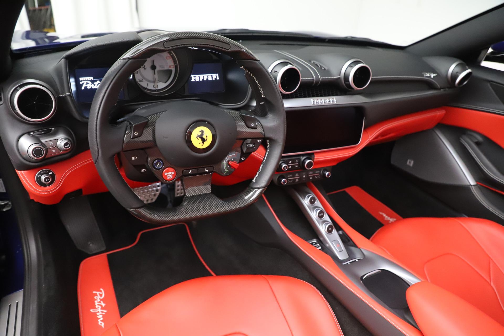Used 2019 Ferrari Portofino  For Sale In Westport, CT 3548_p19