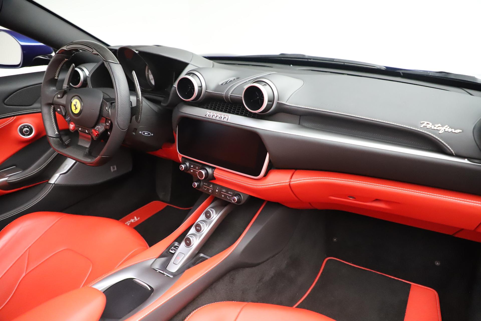 Used 2019 Ferrari Portofino  For Sale In Westport, CT 3548_p24