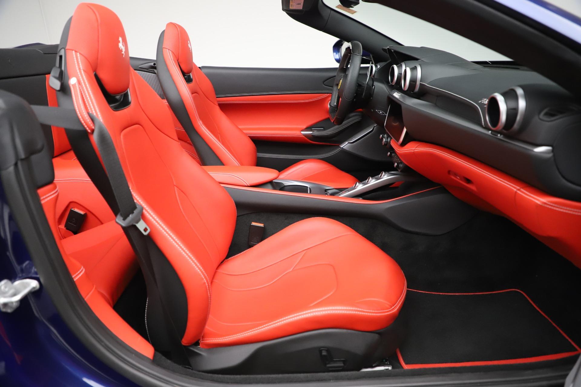 Used 2019 Ferrari Portofino  For Sale In Westport, CT 3548_p25