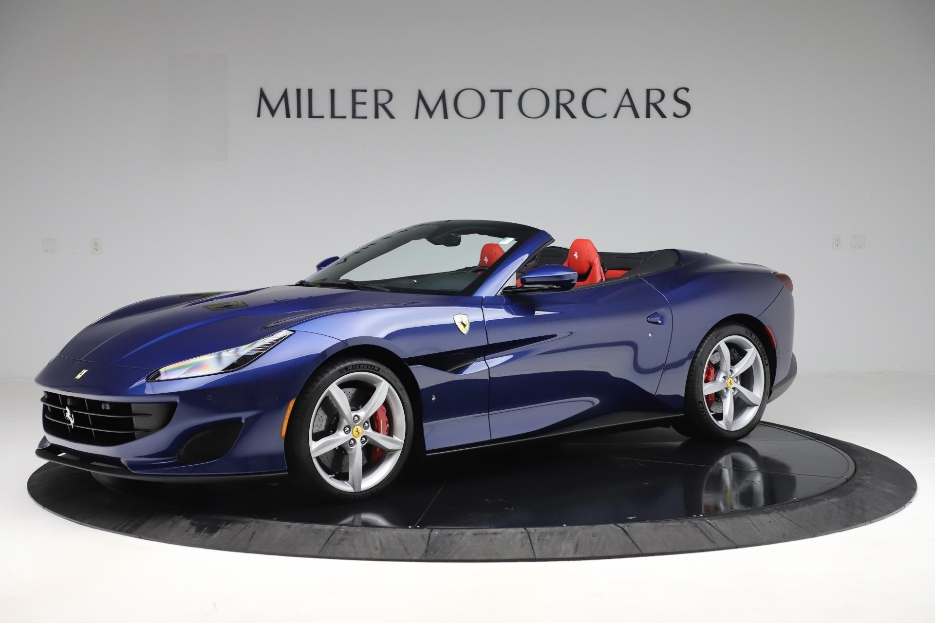 Used 2019 Ferrari Portofino  For Sale In Westport, CT 3548_p2
