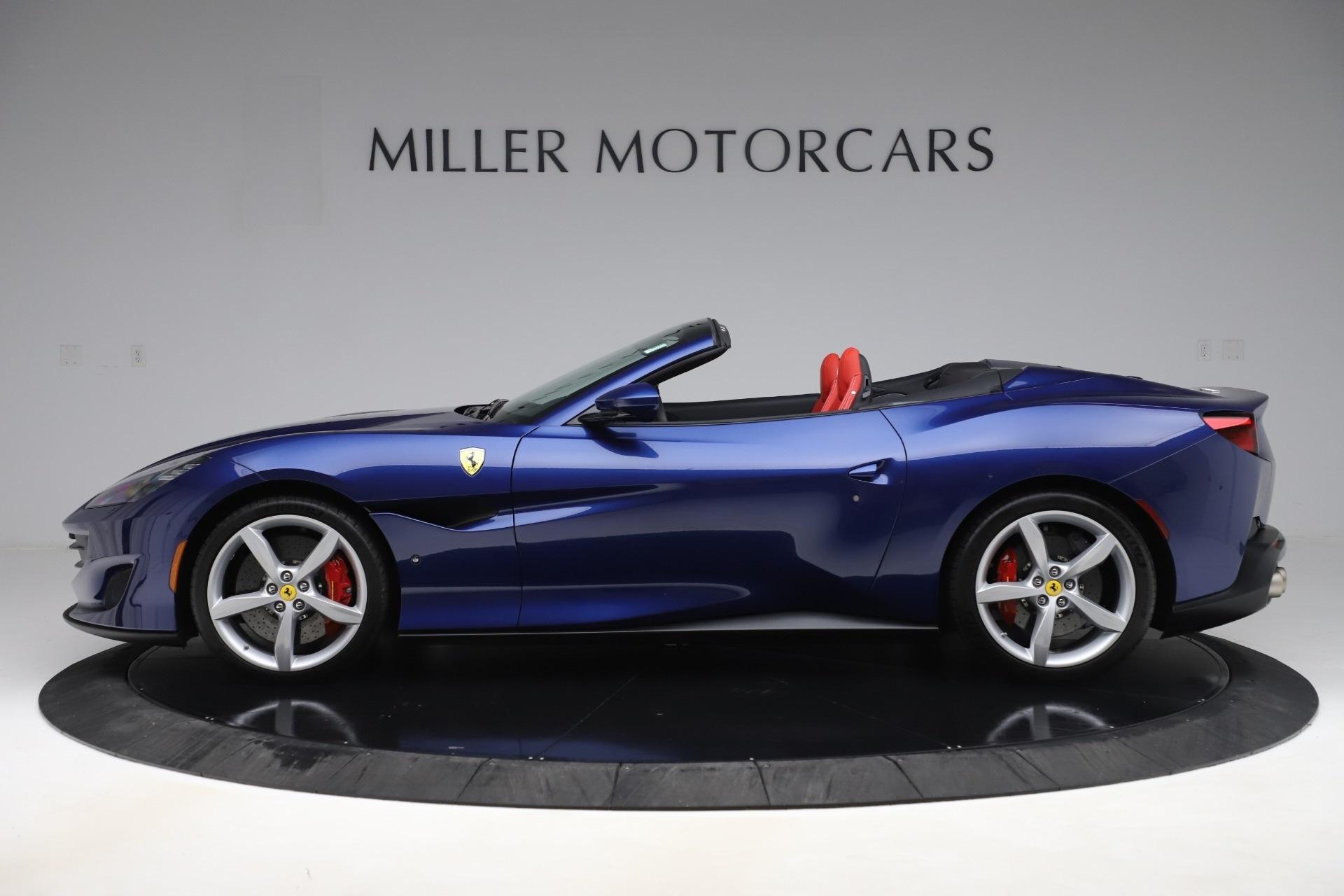Used 2019 Ferrari Portofino  For Sale In Westport, CT 3548_p3