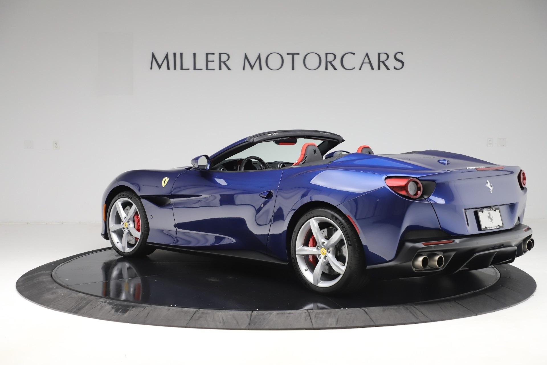 Used 2019 Ferrari Portofino  For Sale In Westport, CT 3548_p4