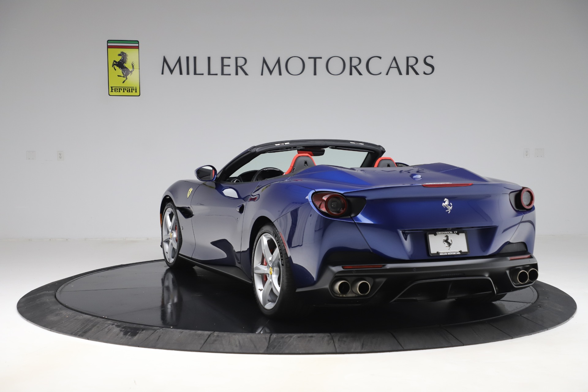 Used 2019 Ferrari Portofino  For Sale In Westport, CT 3548_p5