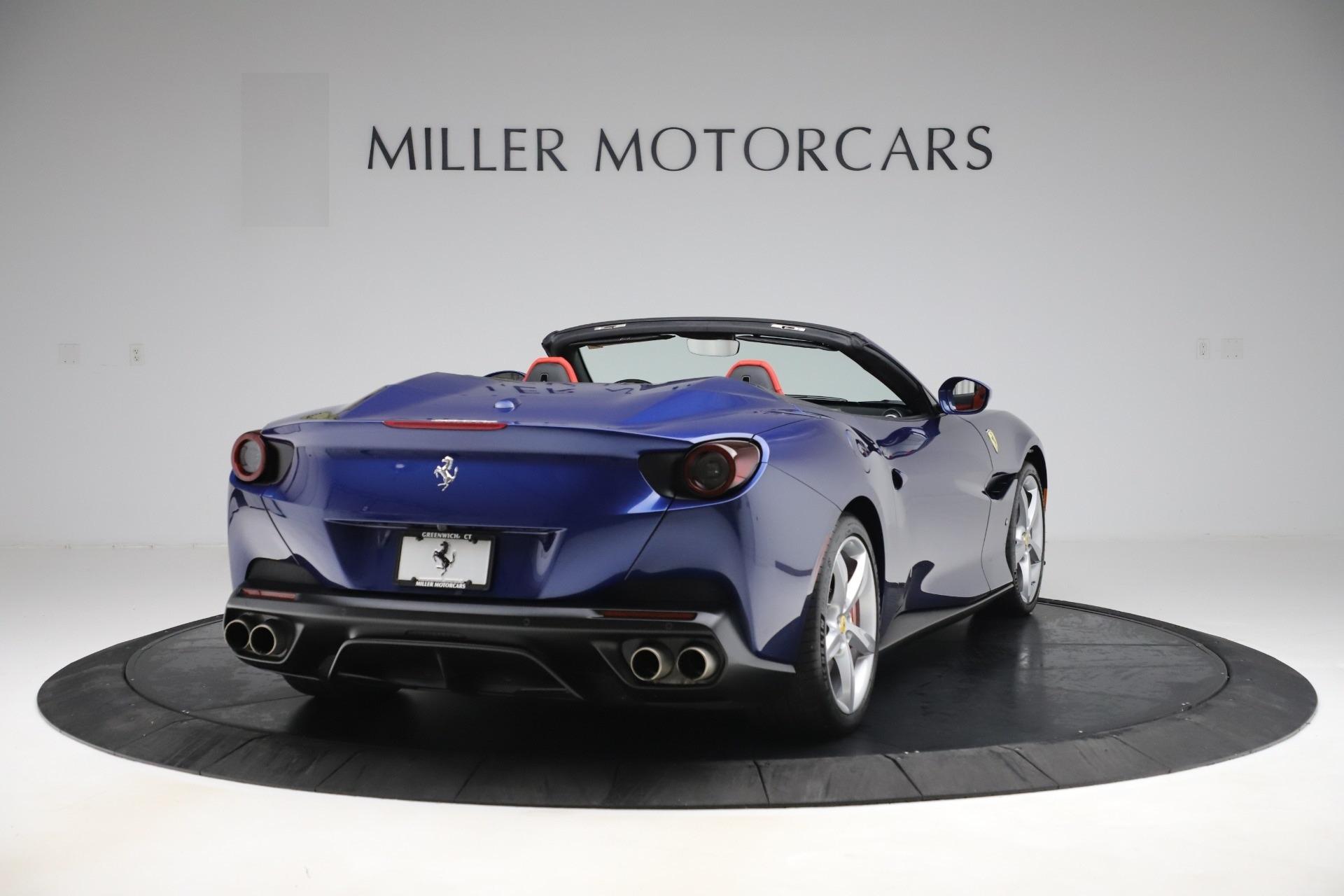 Used 2019 Ferrari Portofino  For Sale In Westport, CT 3548_p7