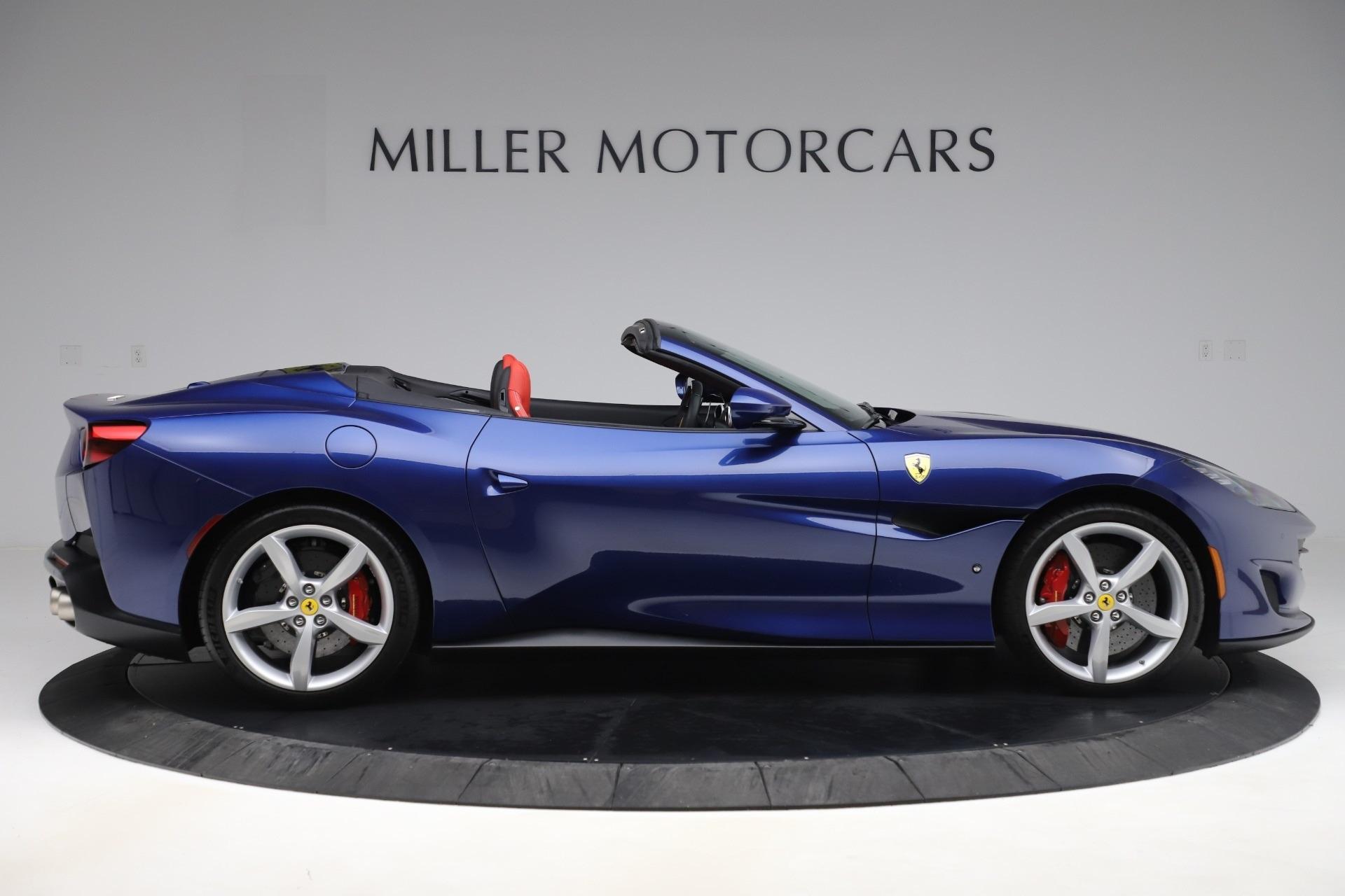 Used 2019 Ferrari Portofino  For Sale In Westport, CT 3548_p9