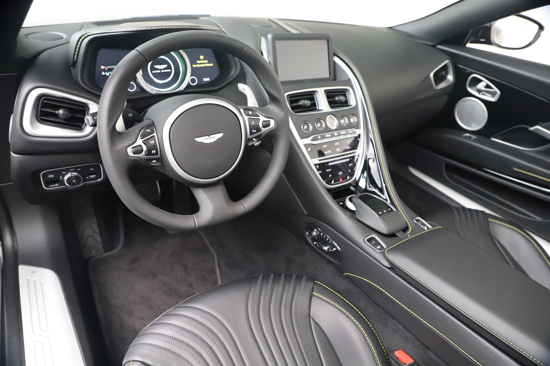 New 2020 Aston Martin DB11 V8 For Sale In Westport, CT 3549_p21