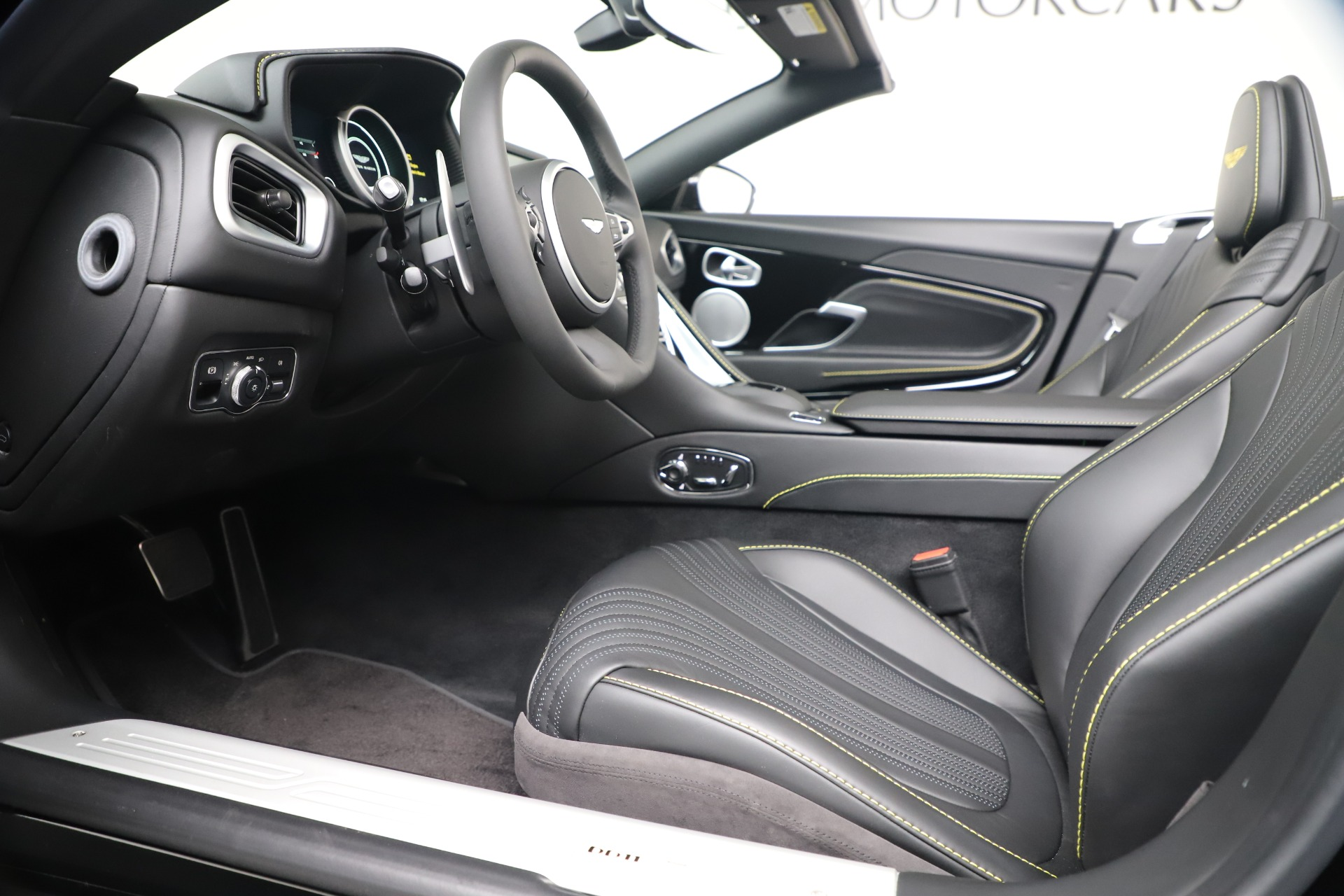 New 2020 Aston Martin DB11 V8 For Sale In Westport, CT 3549_p22