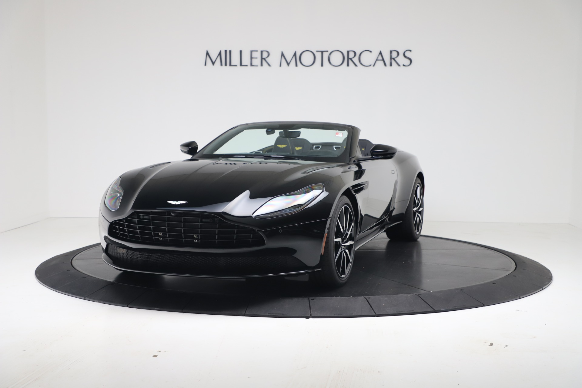 New 2020 Aston Martin DB11 V8 For Sale In Westport, CT 3549_p2