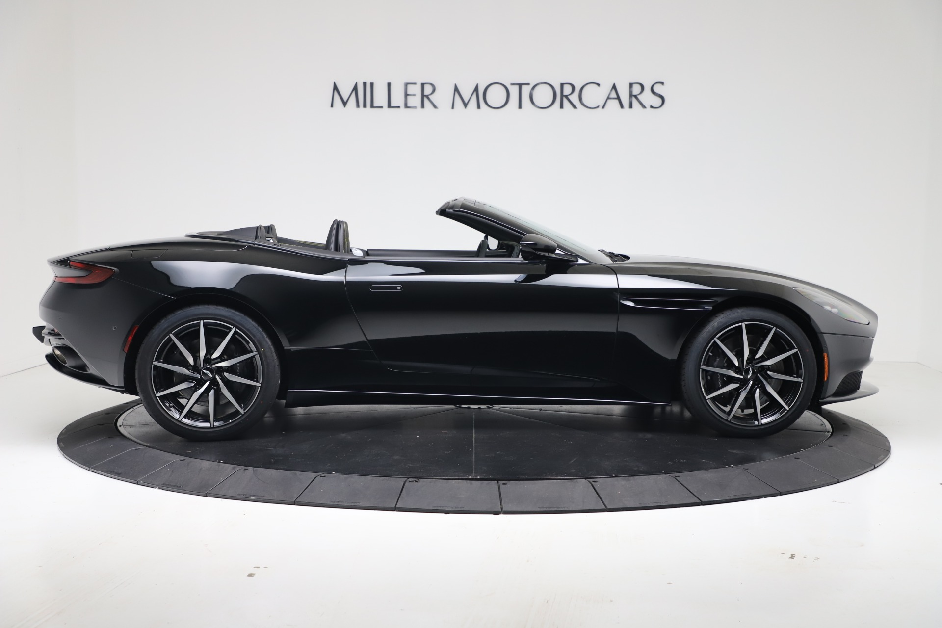 New 2020 Aston Martin DB11 V8 For Sale In Westport, CT 3549_p6