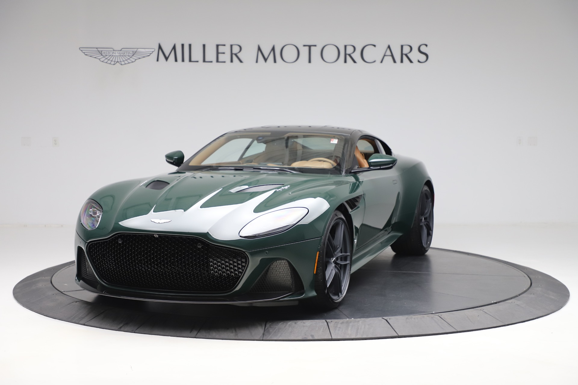 New 2020 Aston Martin DBS Superleggera For Sale In Westport, CT 3550_p2