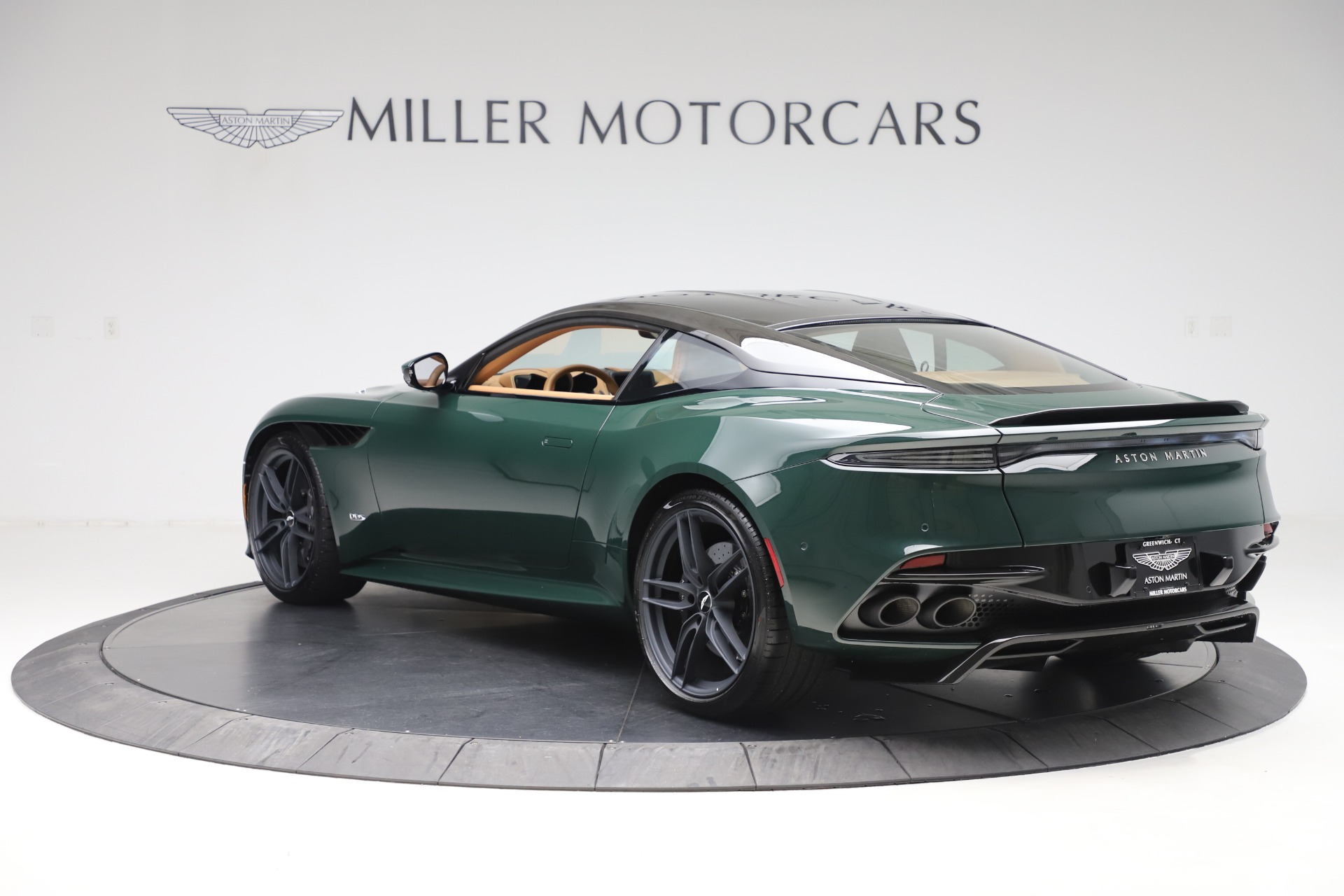 New 2020 Aston Martin DBS Superleggera For Sale In Westport, CT 3550_p5