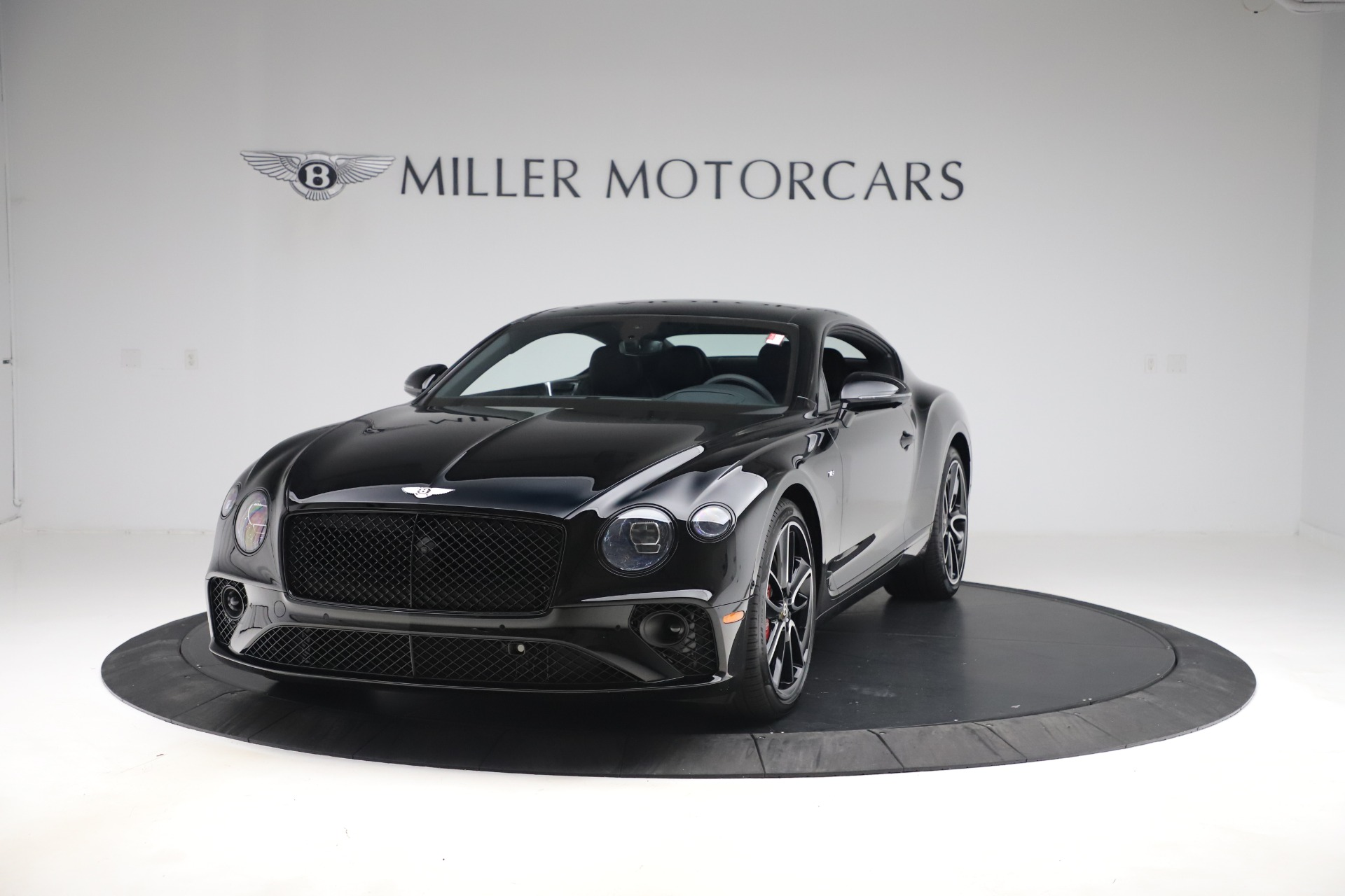 New 2020 Bentley Continental GT V8 For Sale In Westport, CT 3559_main