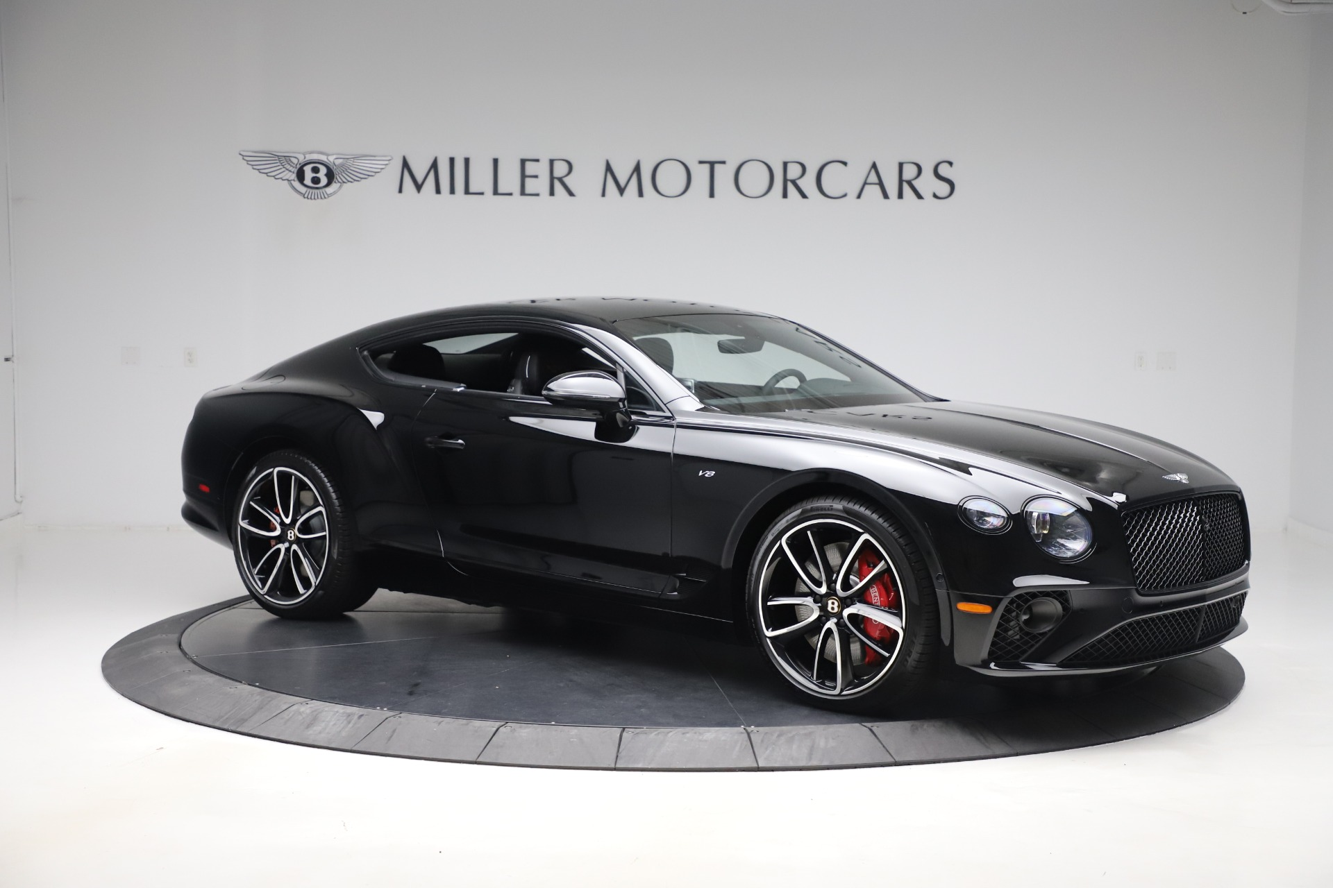 New 2020 Bentley Continental GT V8 For Sale In Westport, CT 3559_p10