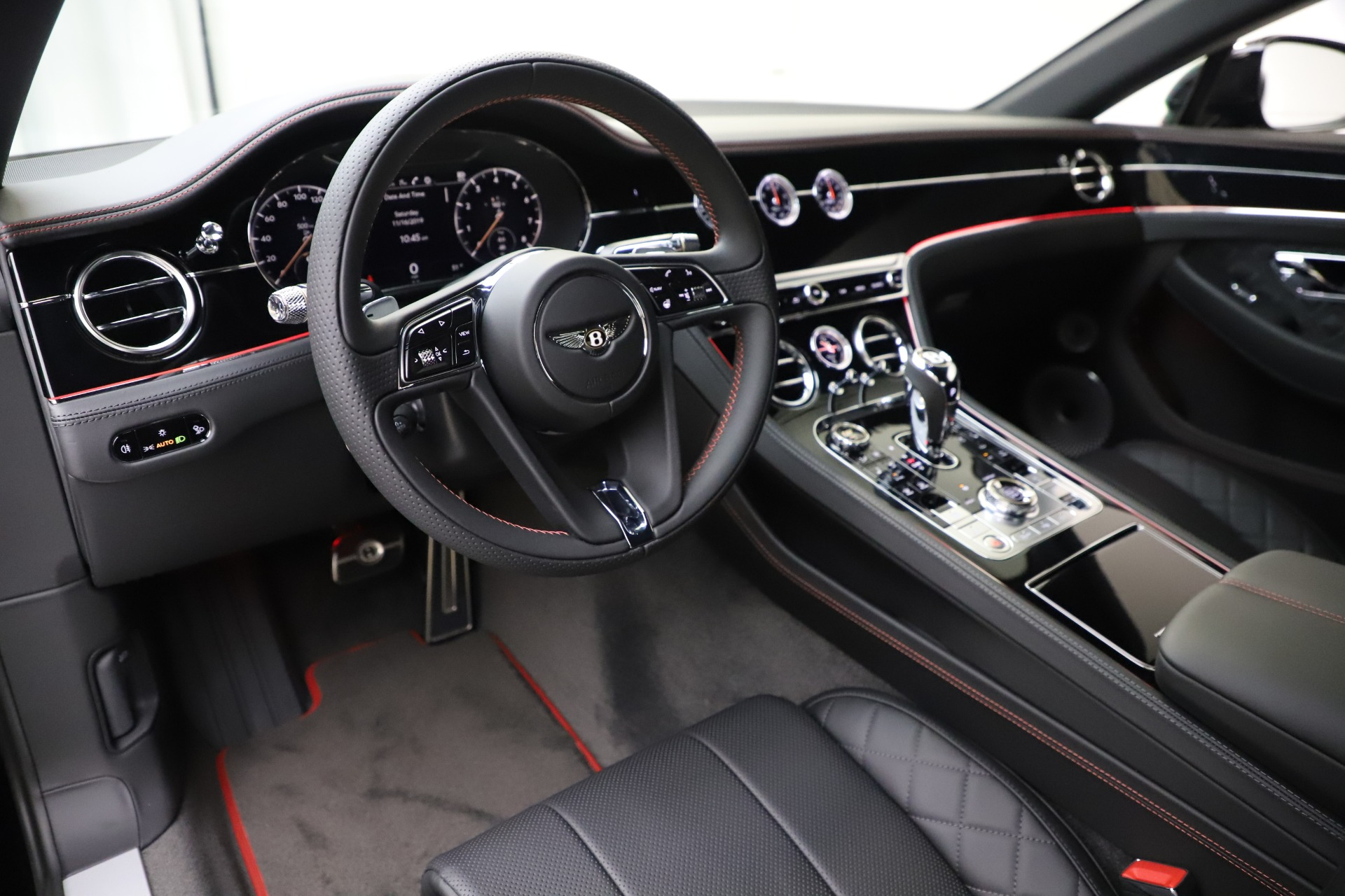 New 2020 Bentley Continental GT V8 For Sale In Westport, CT 3559_p18