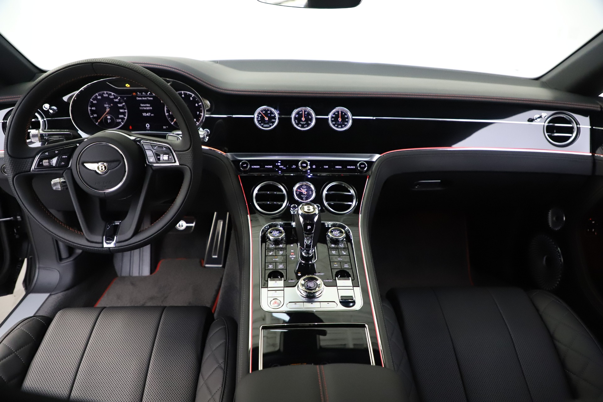 New 2020 Bentley Continental GT V8 For Sale In Westport, CT 3559_p23