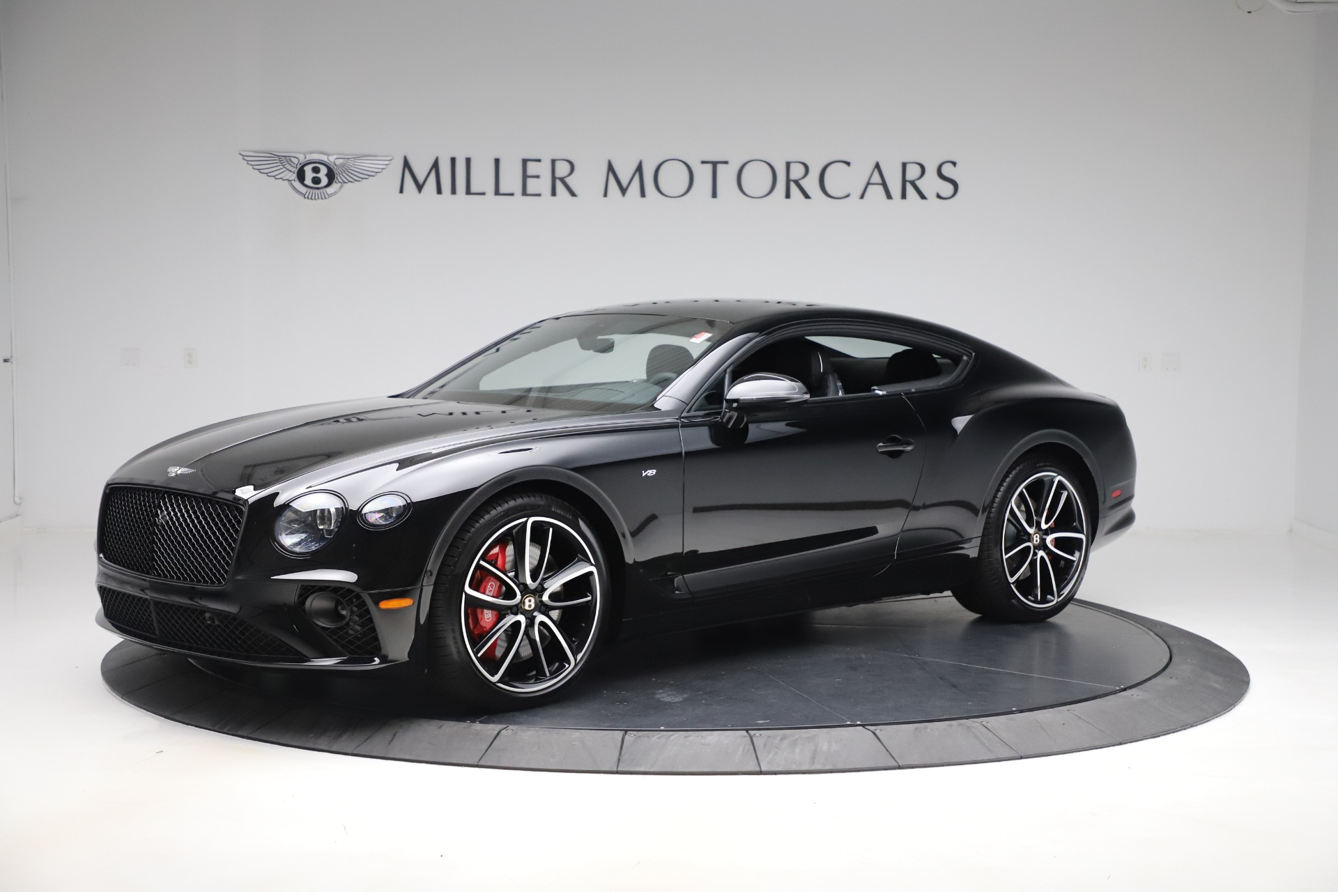 New 2020 Bentley Continental GT V8 For Sale In Westport, CT 3559_p2