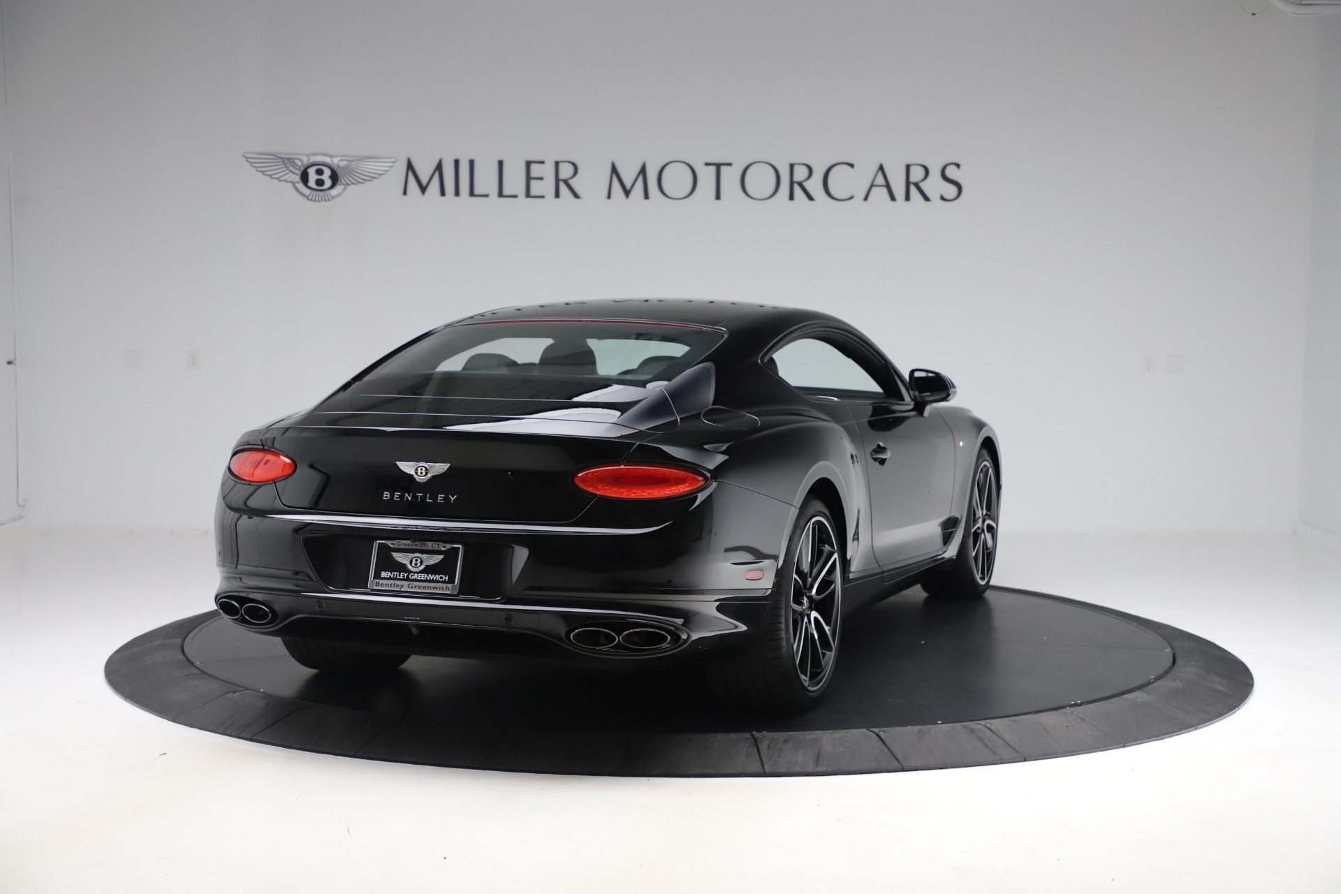 New 2020 Bentley Continental GT V8 For Sale In Westport, CT 3559_p7