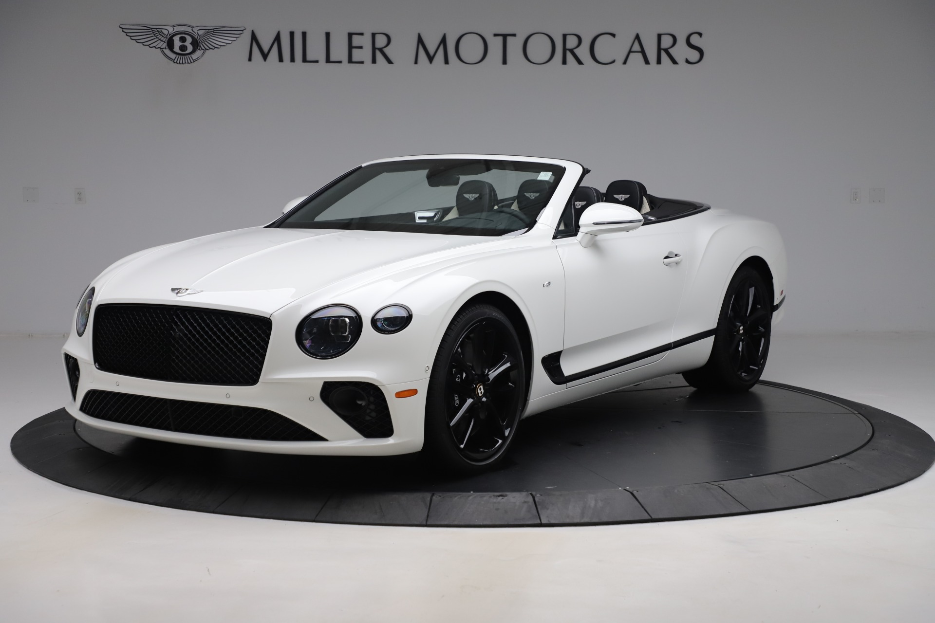 New 2020 Bentley Continental GTC V8 For Sale In Westport, CT 3561_main