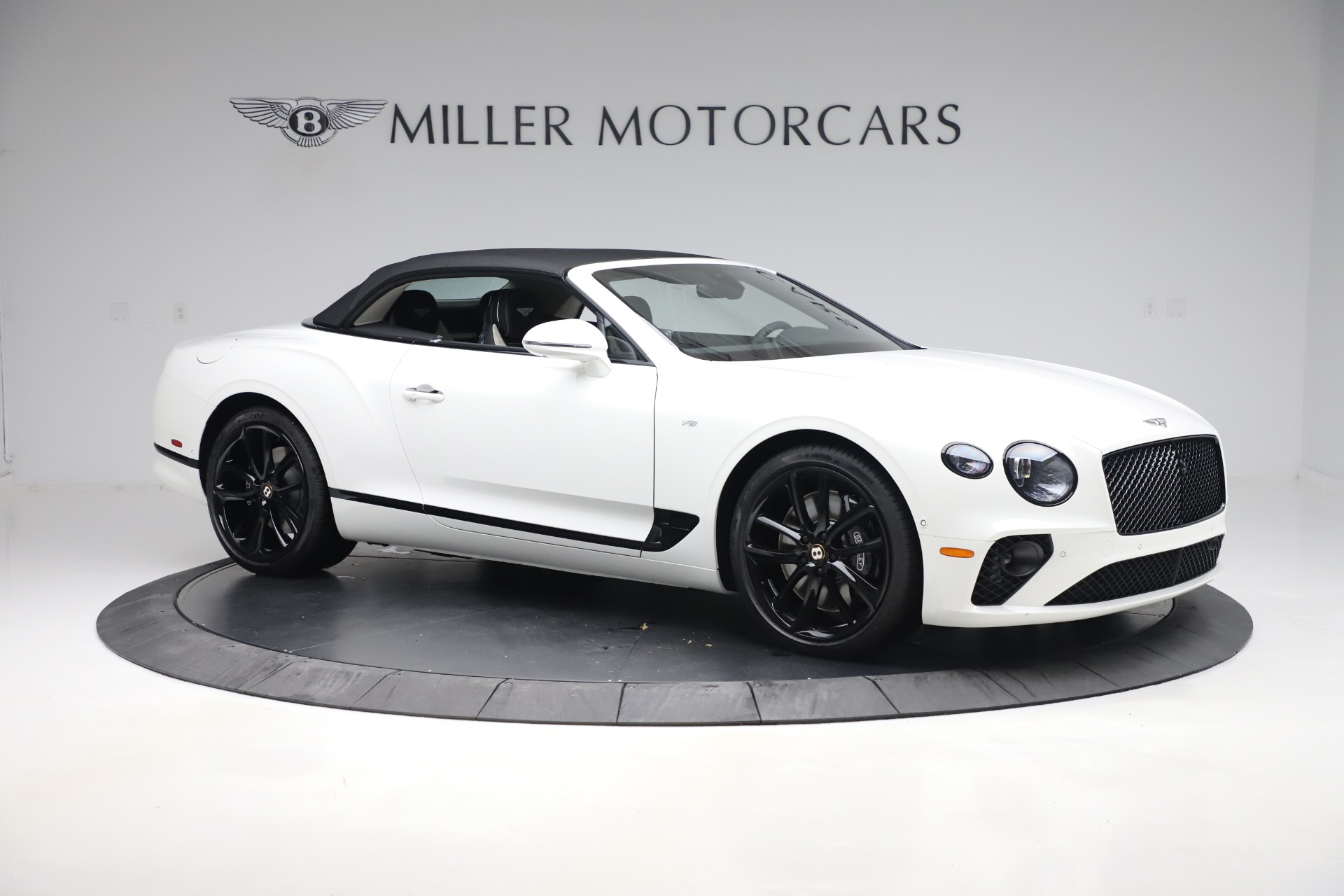New 2020 Bentley Continental GTC V8 For Sale In Westport, CT 3561_p14