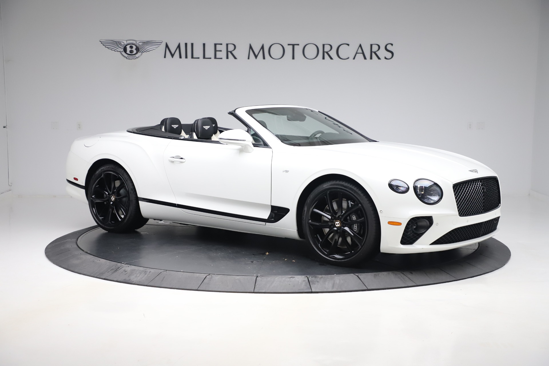 New 2020 Bentley Continental GTC V8 For Sale In Westport, CT 3561_p18