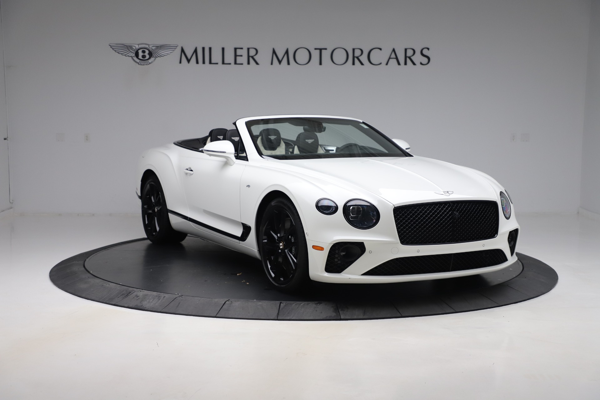 New 2020 Bentley Continental GTC V8 For Sale In Westport, CT 3561_p19