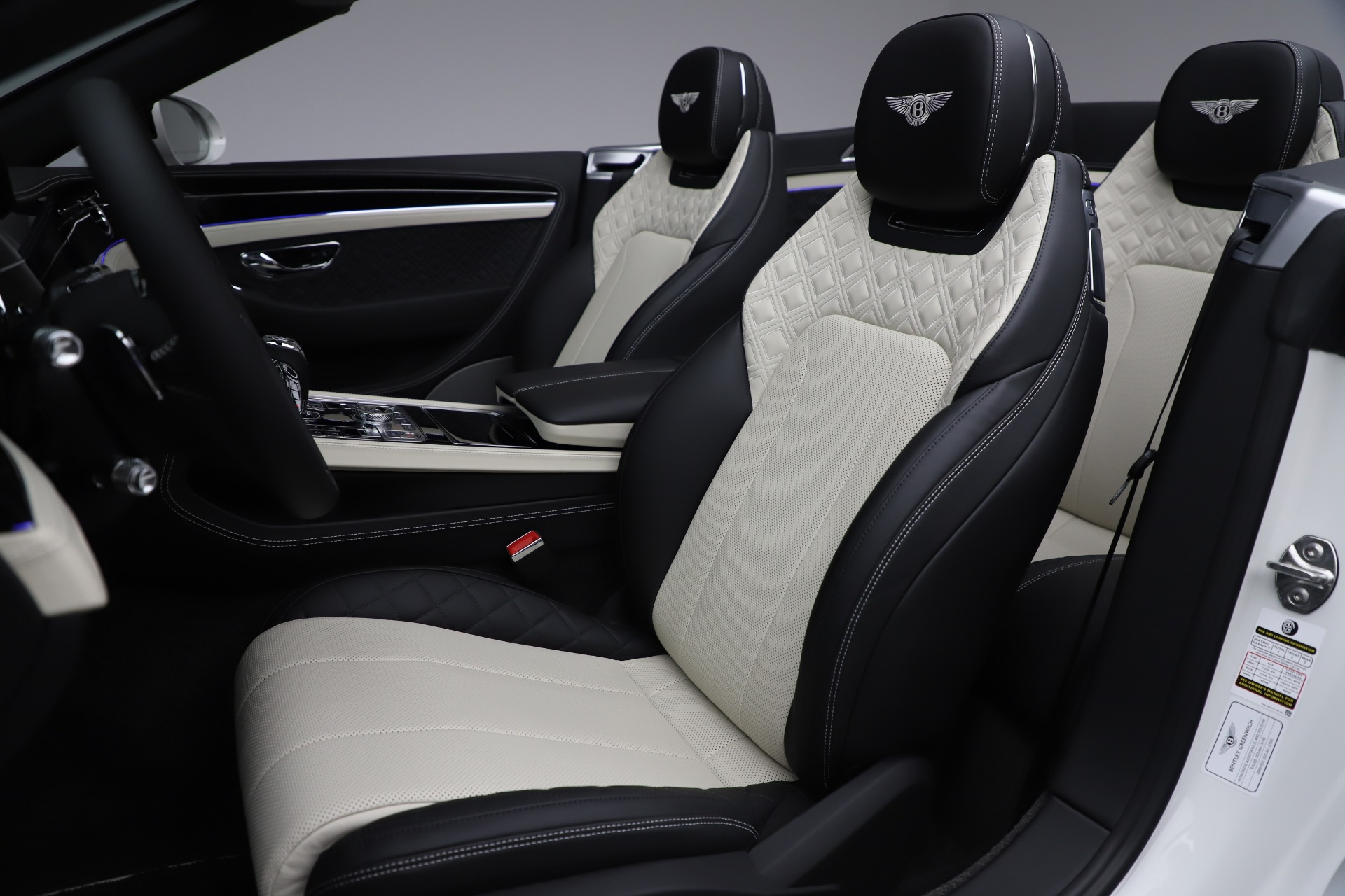 New 2020 Bentley Continental GTC V8 For Sale In Westport, CT 3561_p28