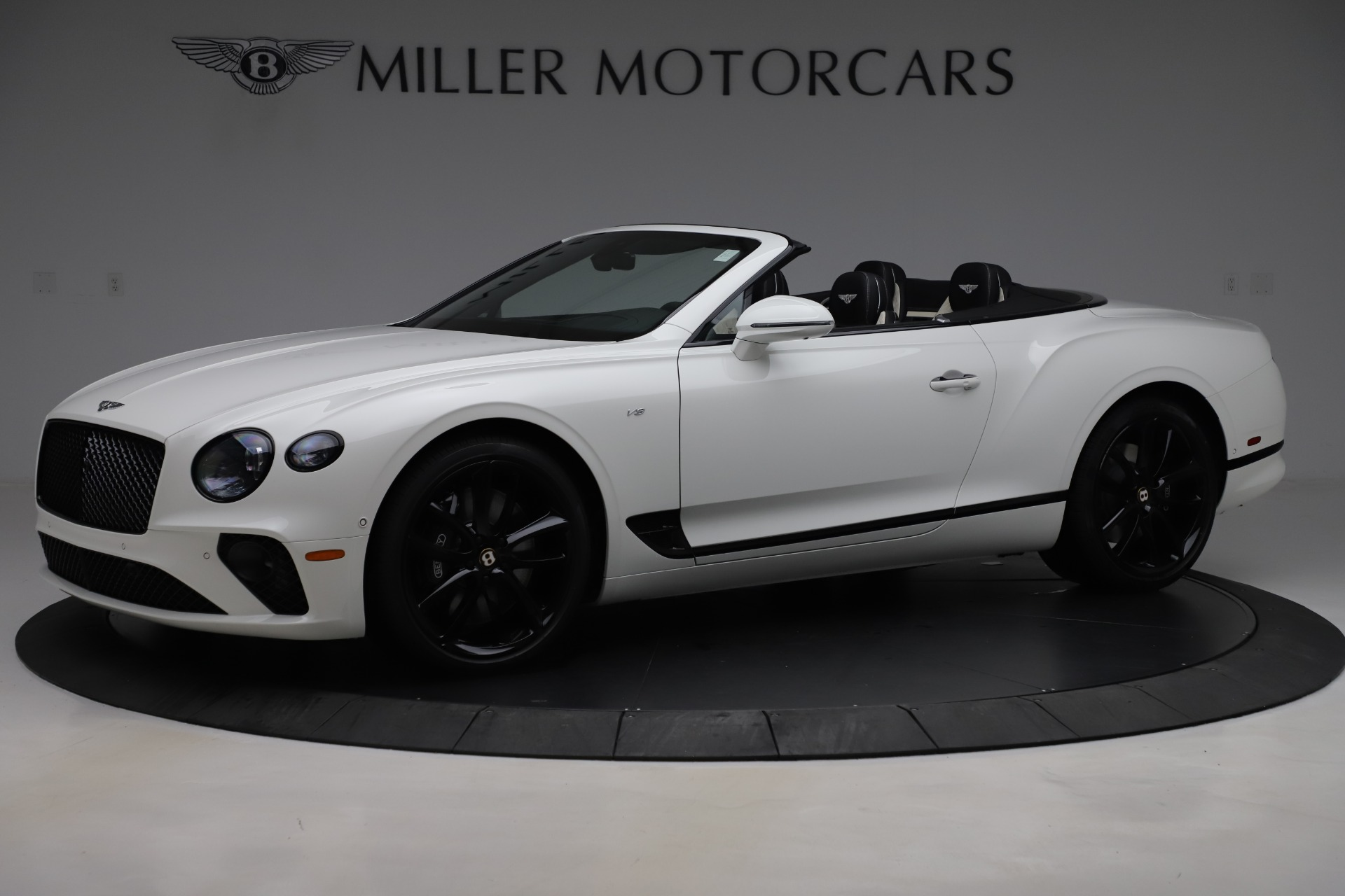New 2020 Bentley Continental GTC V8 For Sale In Westport, CT 3561_p2