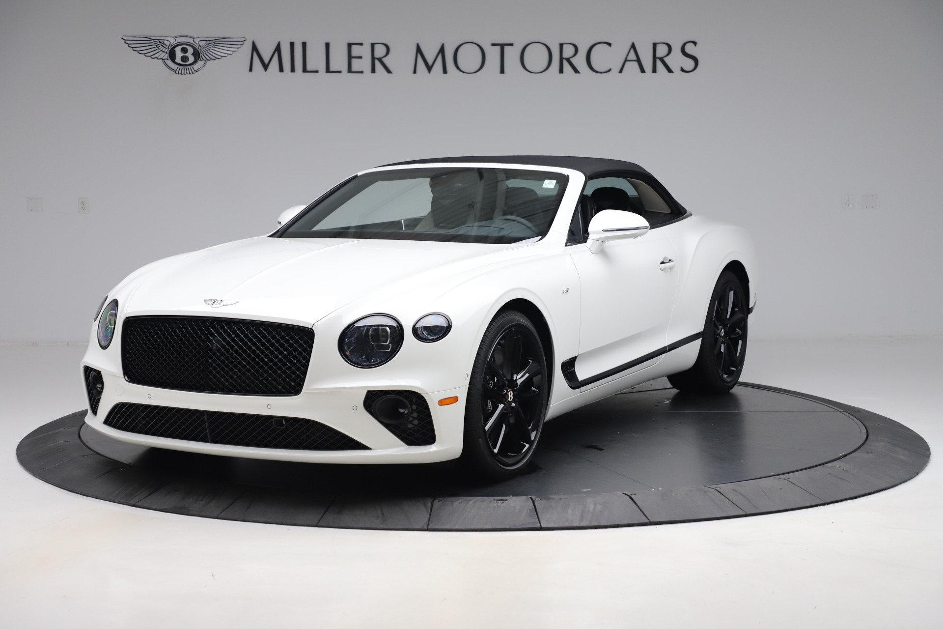 New 2020 Bentley Continental GTC V8 For Sale In Westport, CT 3561_p8