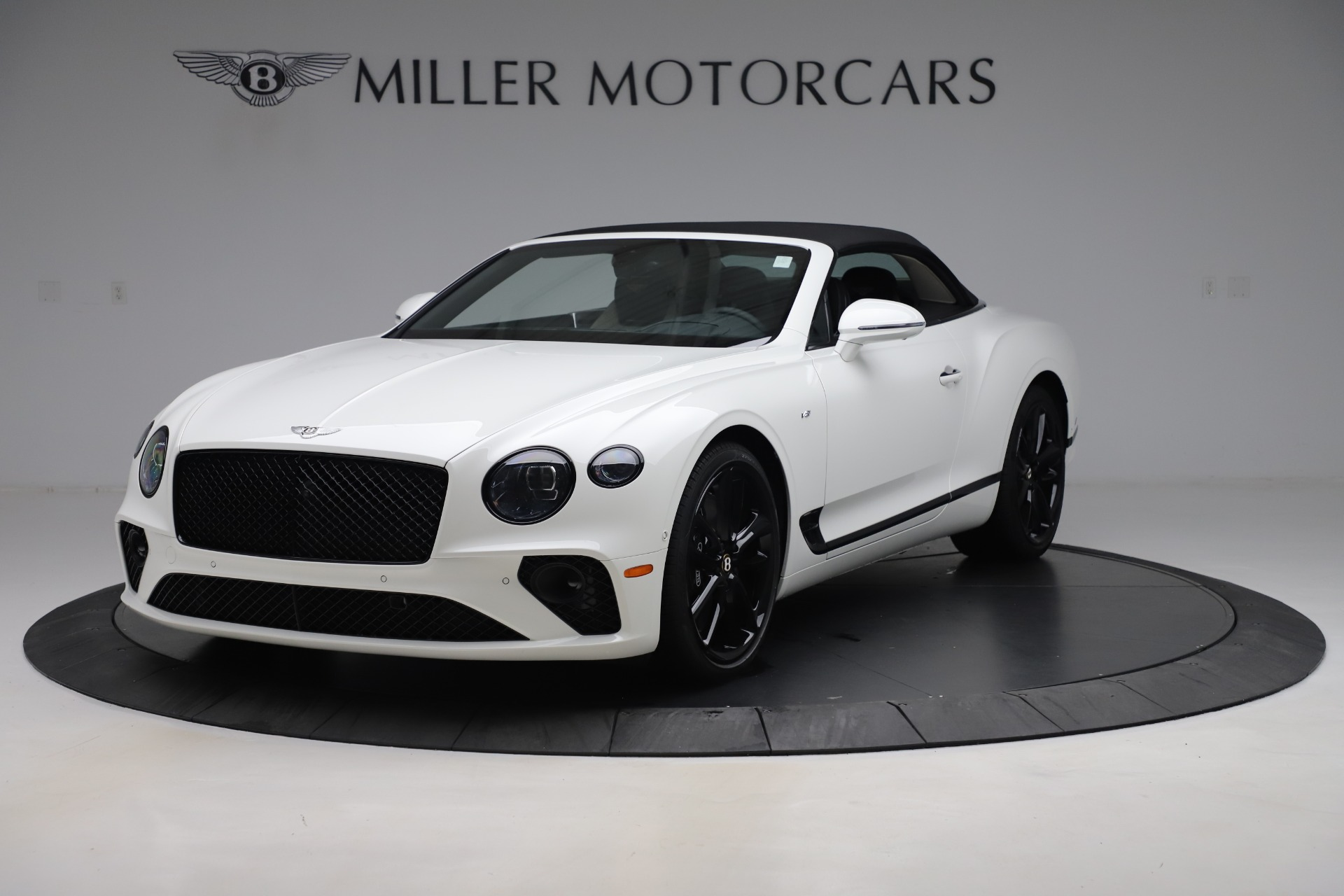 New 2020 Bentley Continental GTC V8 For Sale In Westport, CT 3561_p9